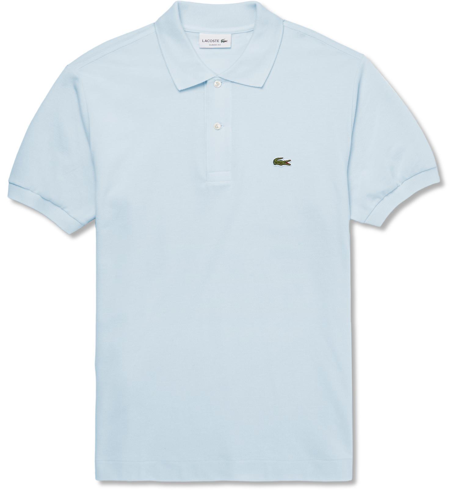 f0db1ec7c Original Lacoste Polo Shirt Vs Fake – EDGE Engineering and ...