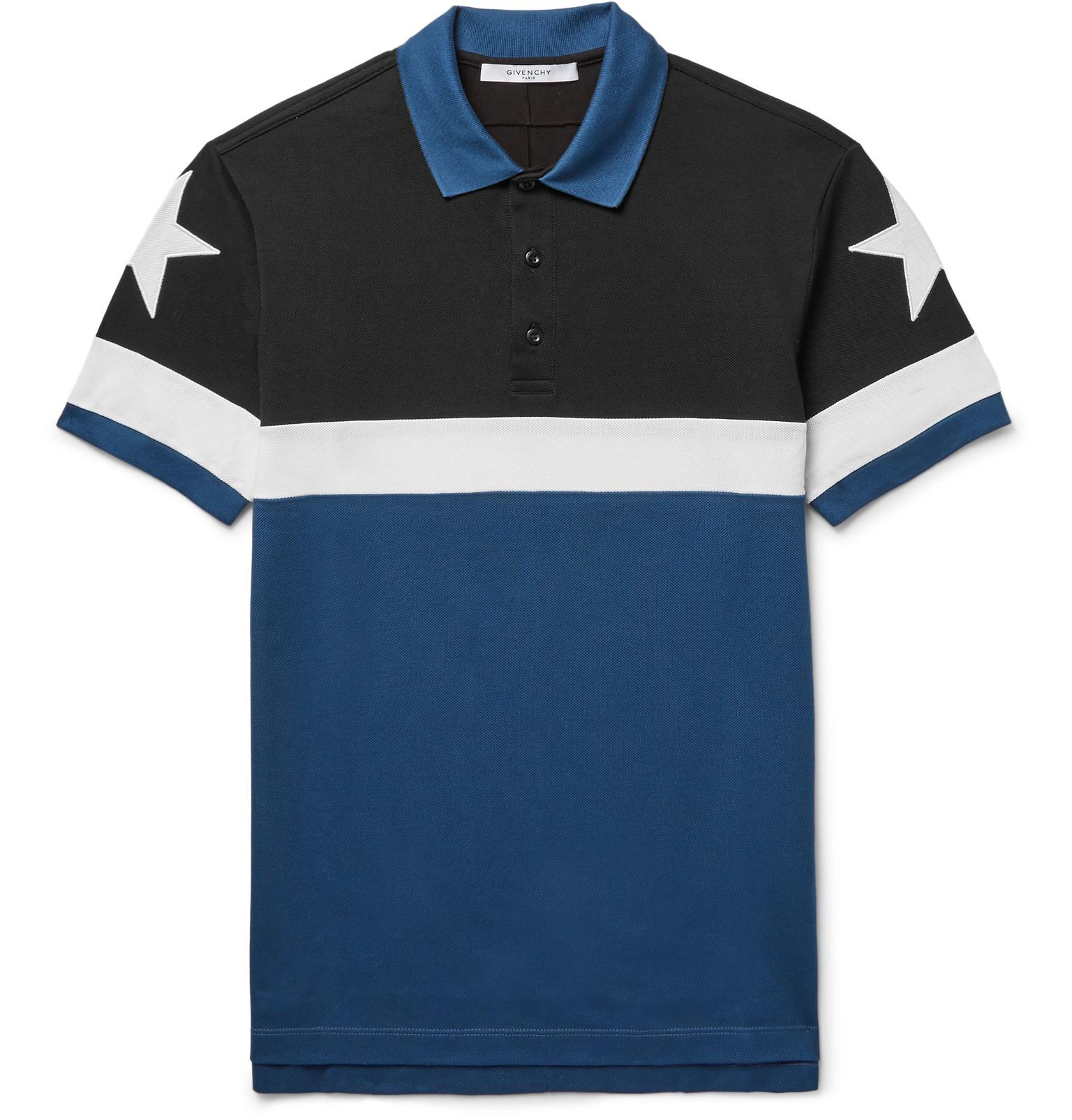 Clearance Really Slim-fit Logo-embroidered Cotton-piqué Polo Shirt Givenchy Cheap Sale With Credit Card Sale yuUIon