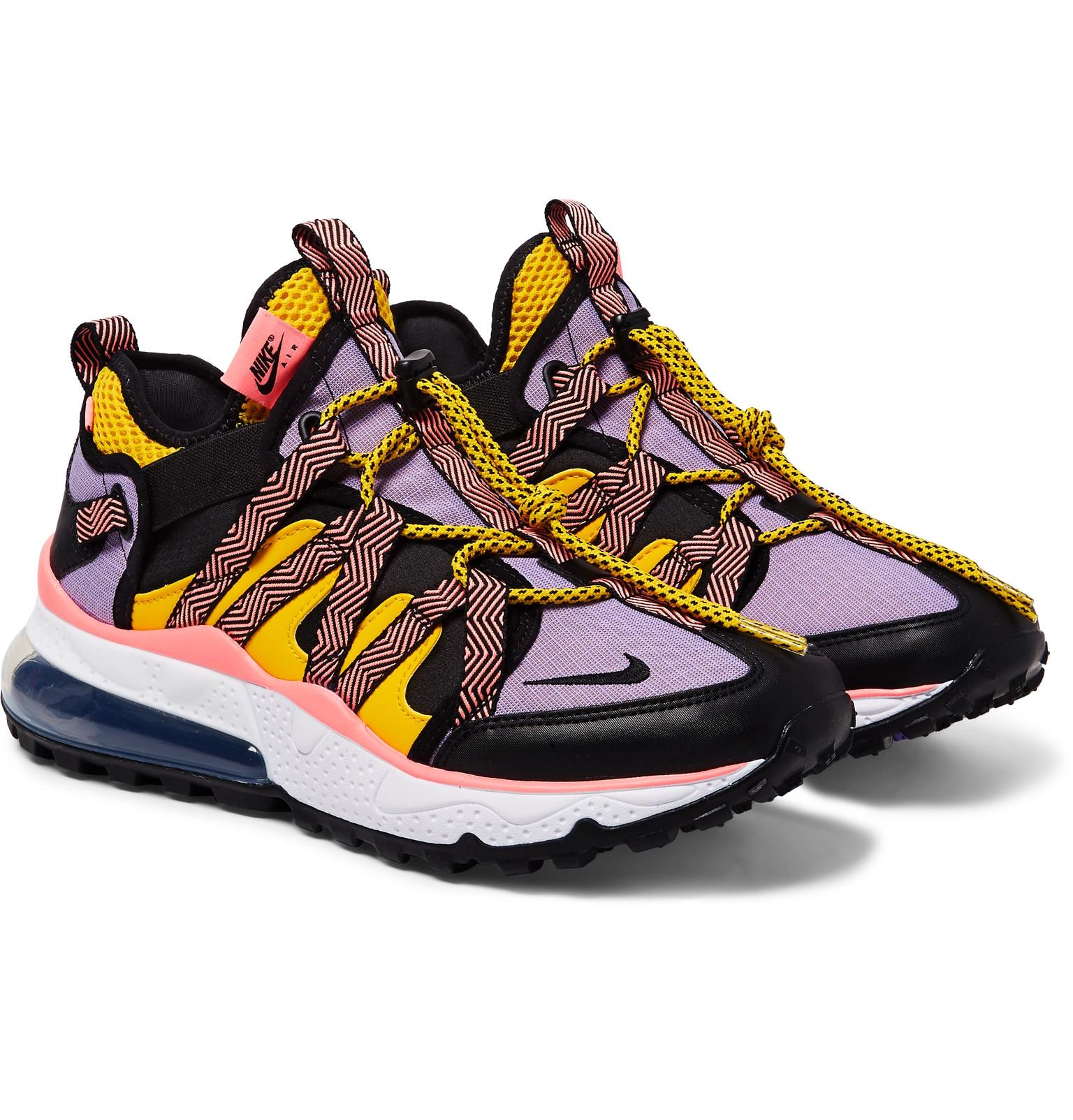 Nike - Multicolor Air Max 270 Bowfin Mesh And Nylon Sneakers for Men -  Lyst. View fullscreen 0983a01b8