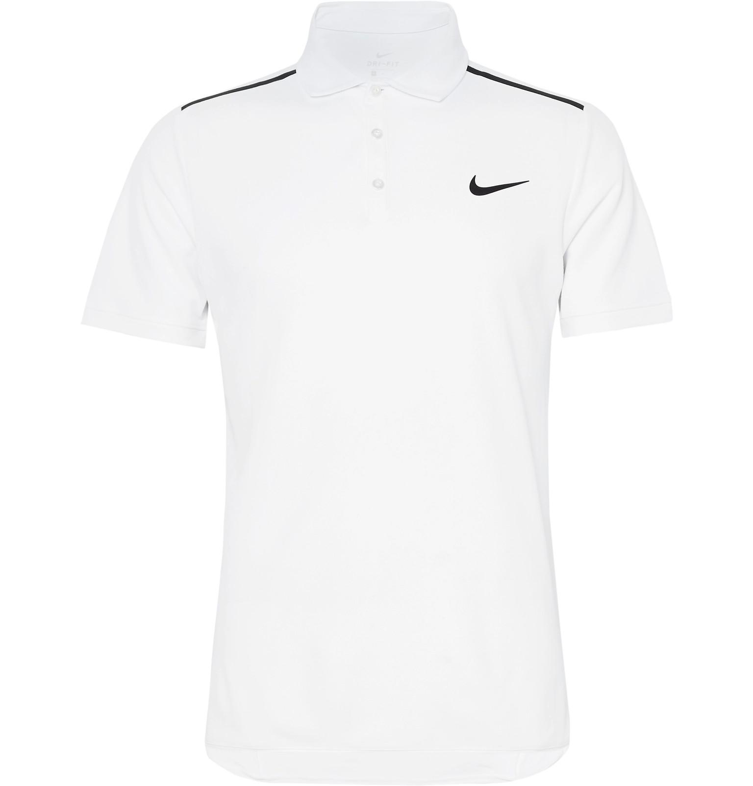 3584c09c Nike Nikecourt Dry Advantage Dri-fit Piqué Tennis Polo Shirt in ...