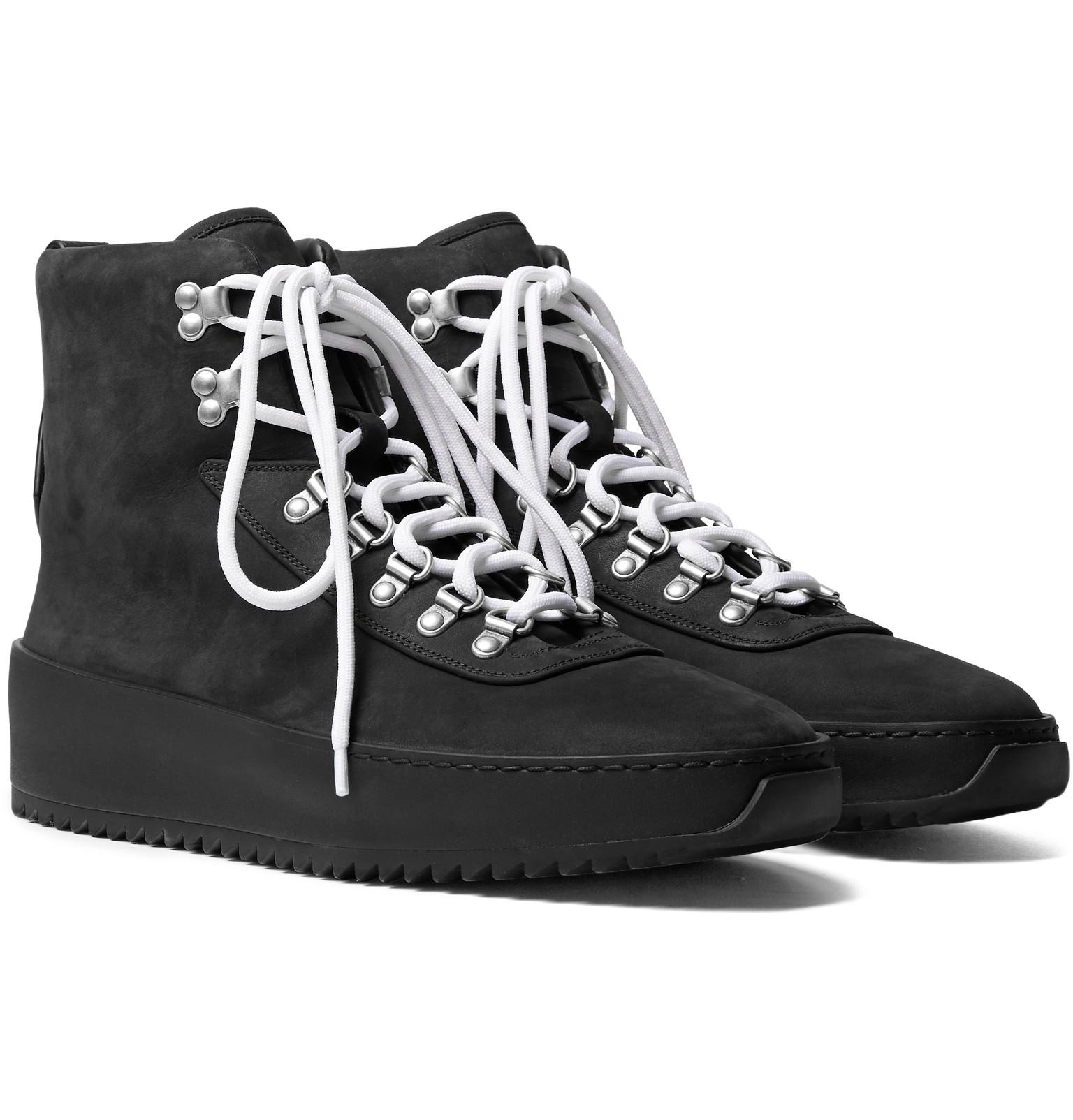 12892fbf62aee for in Fear Nubuck Men High top God Black Lyst Sneakers Of Fw4qawC