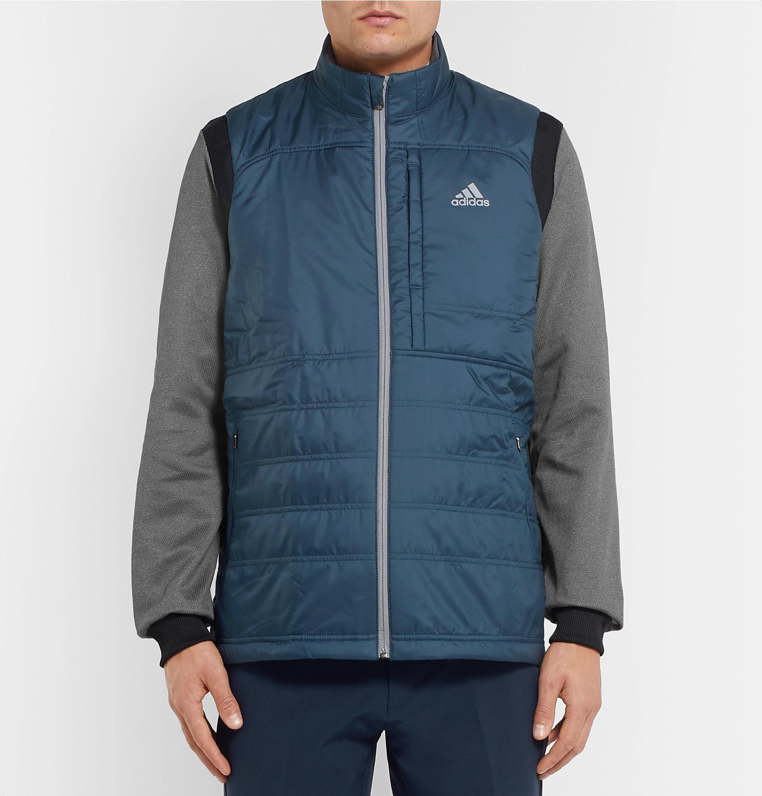 cheap for discount d73ee 726dc adidas Originals Climaheat Frostguard Primaloft And Quilted Shell ...