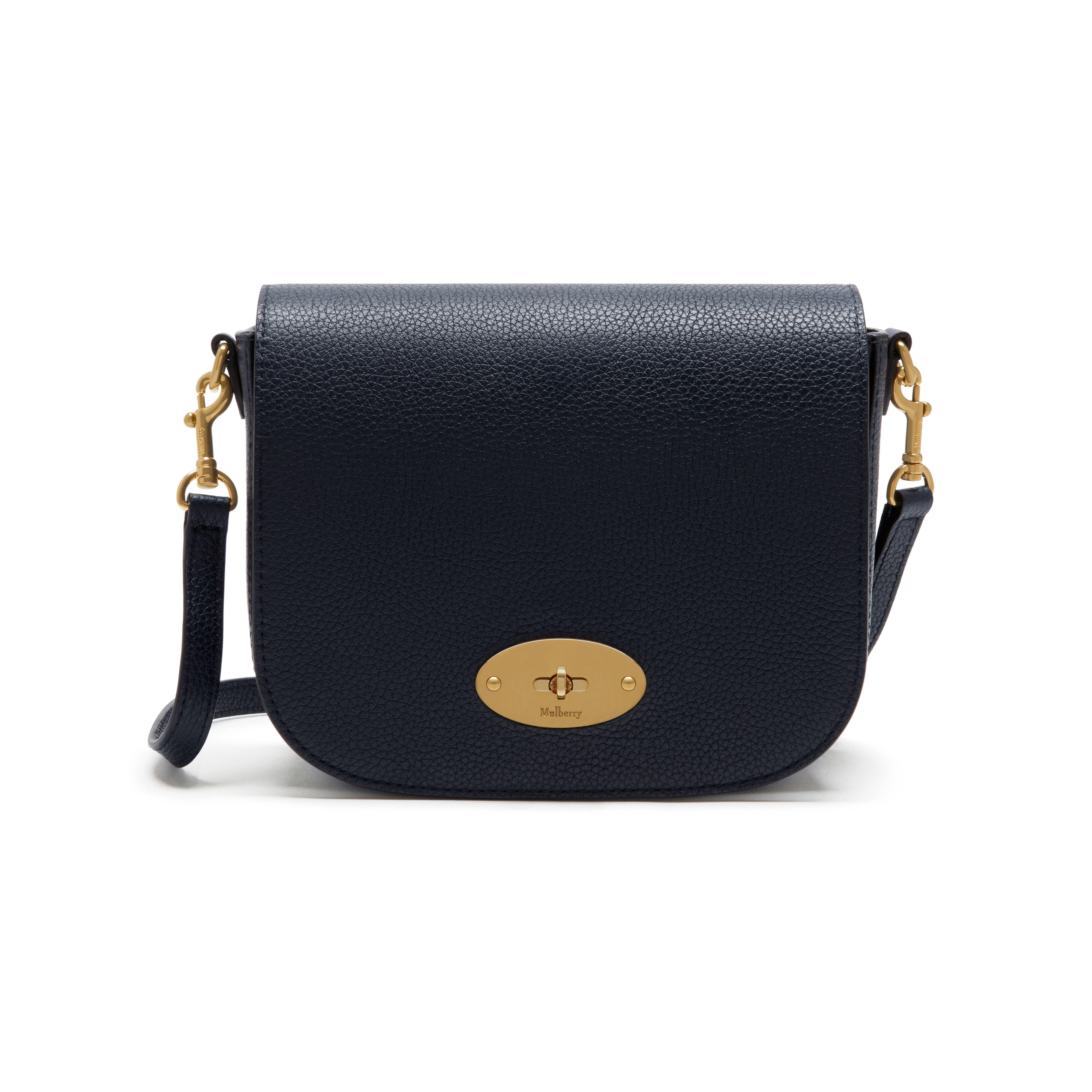 77bea4377e ... good lyst mulberry small darley satchel in blue d5ae3 77ad8