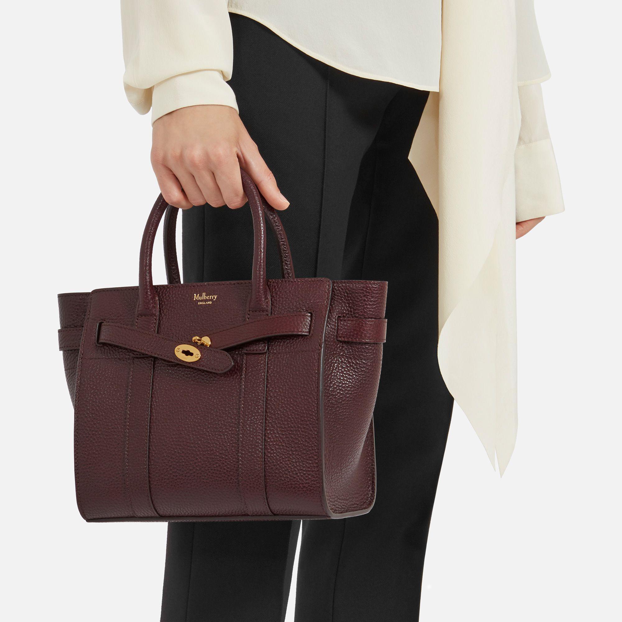 ... reduced mulberry multicolor mini zipped bayswater lyst. view fullscreen  184c7 7912b ... 1746aa3ac3f79