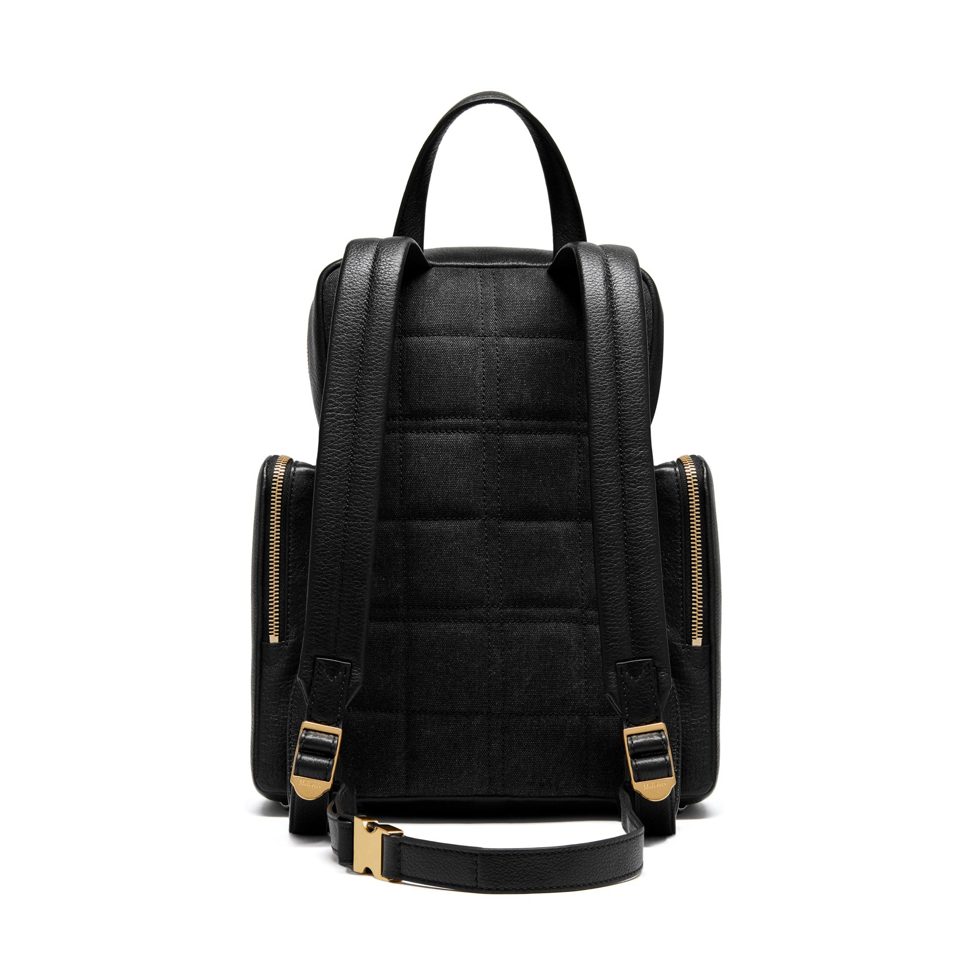 91984989bb ... where to buy lyst mulberry small pocket backpack in black ee251 31ccc