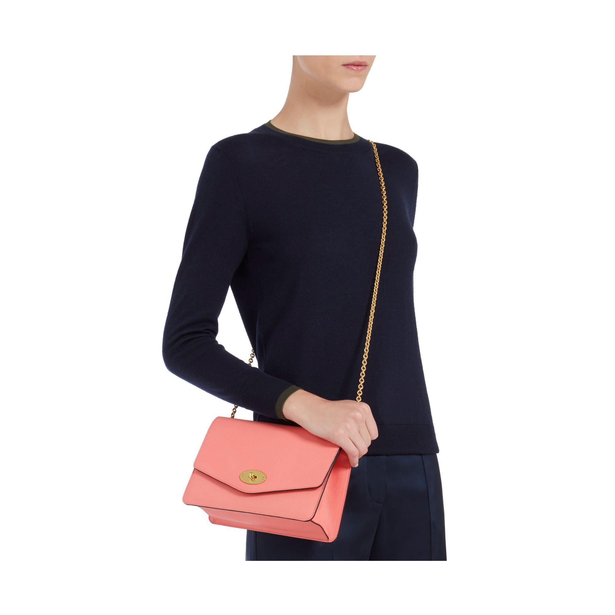 Mulberry Darley In Pink Lyst