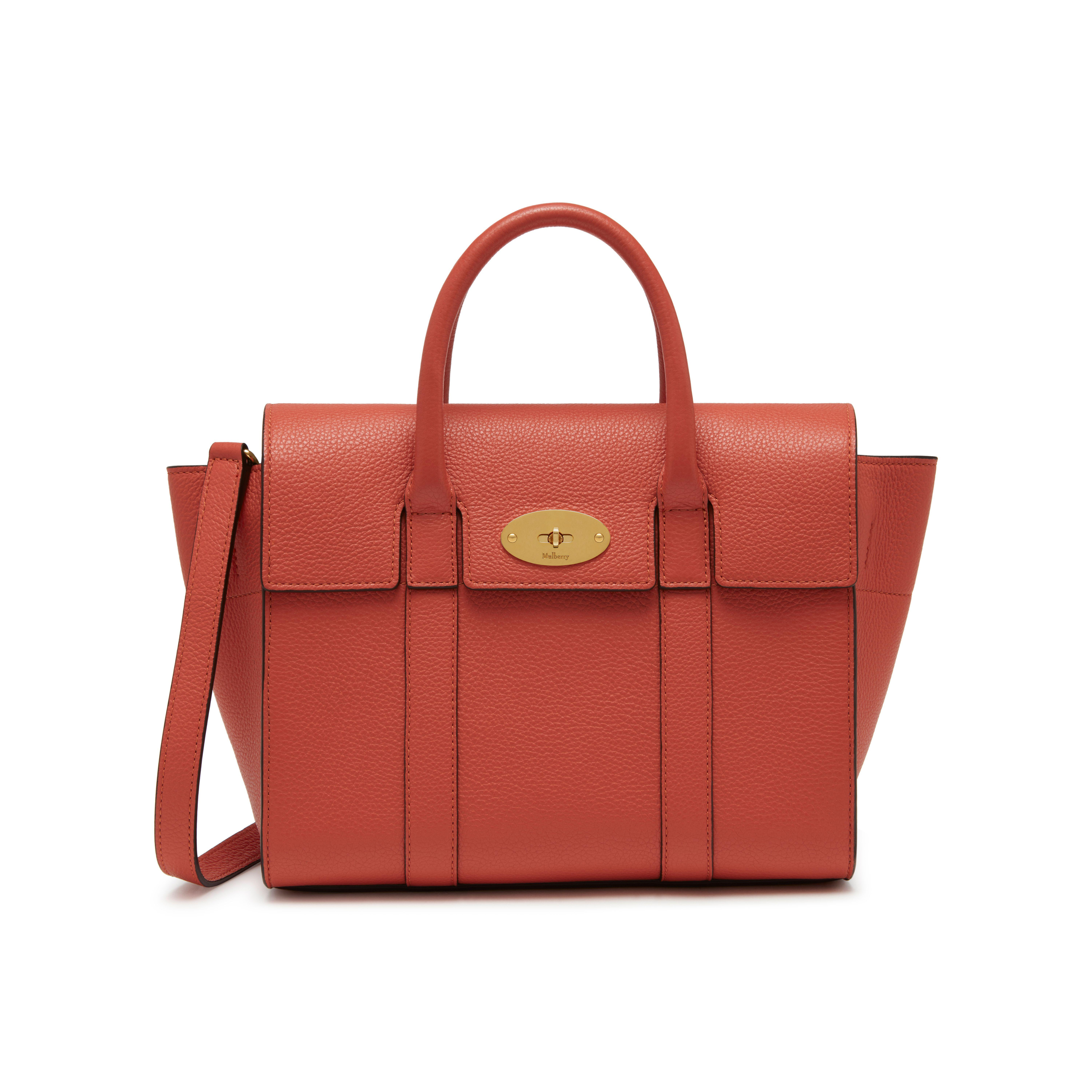 c869a53b6452 ... usa mulberry red small bayswater lyst. view fullscreen 4320c ddc1e