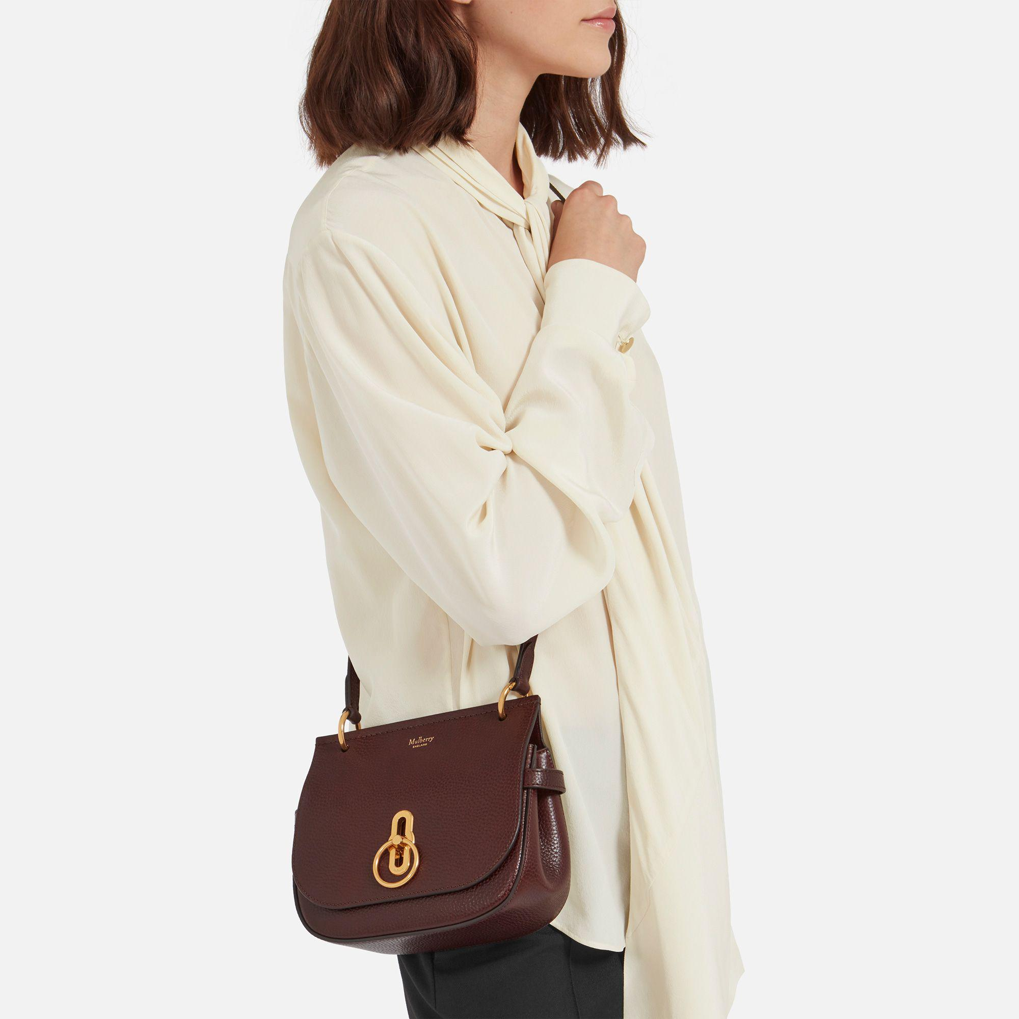 uk mulberry launches the amberley bag a77a4 d0519  authentic mulberry  multicolor small amberley satchel lyst. view fullscreen 3e06b 16366 d5272ab1100c3