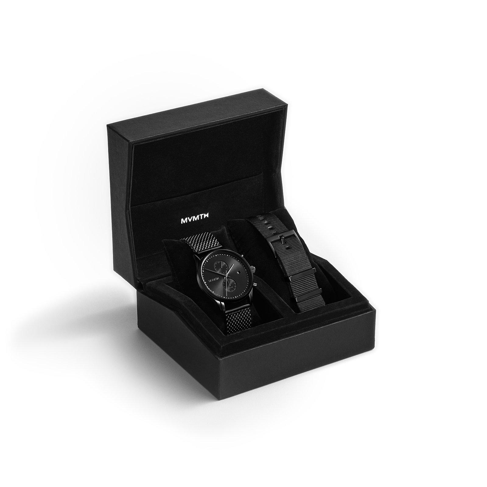 fa88b56465 Lyst - MVMT Slate Box in Black for Men