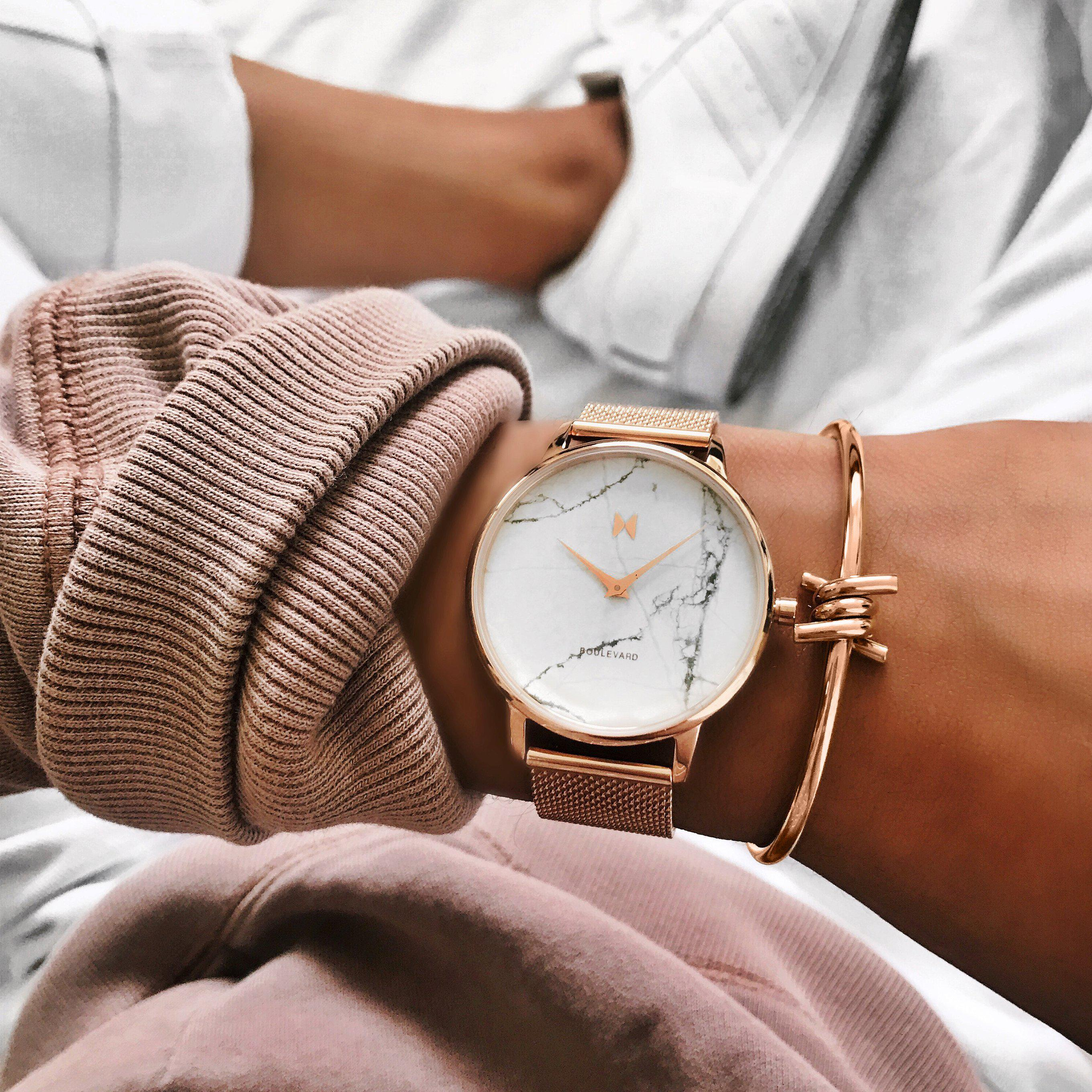 watch you and with your styles a one style free in gold peach of up is rose worldwide s our shipping many collection the watches women leather pin could just