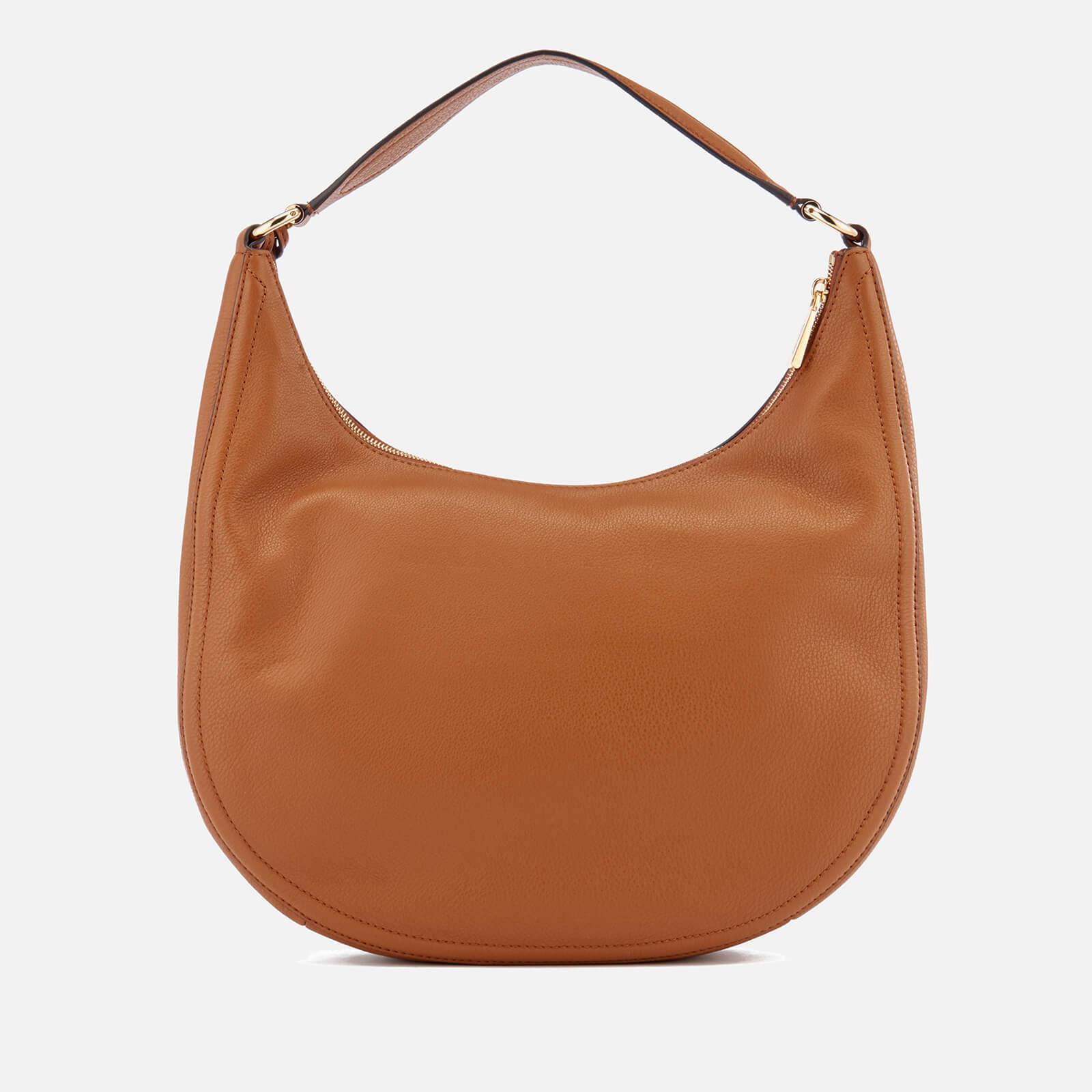 5df13897414a Lyst - MICHAEL Michael Kors Lydia Large Hobo Bag in Brown