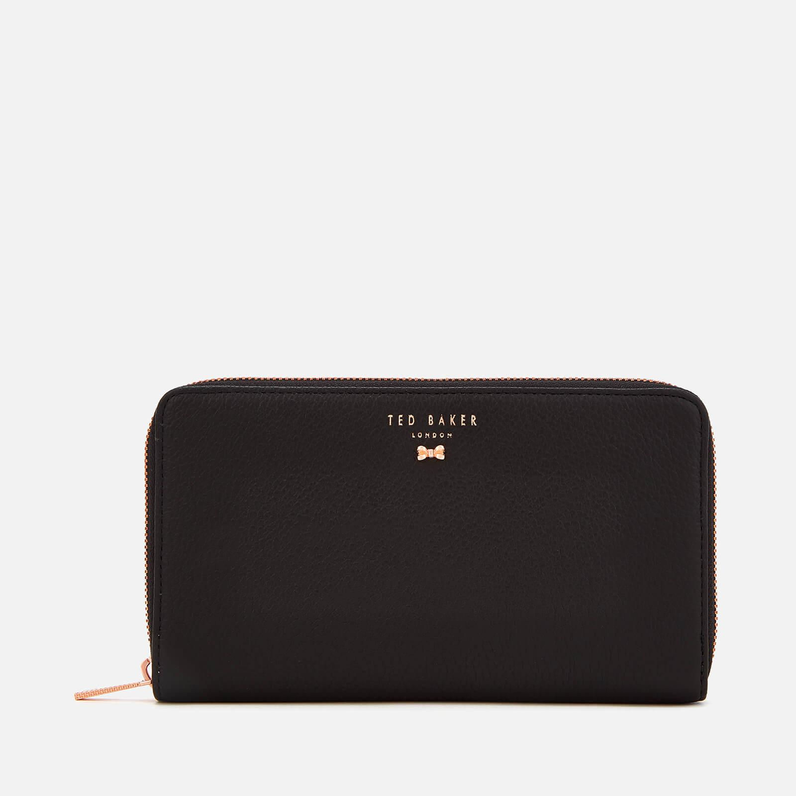 Textured Leather Small Zip Purse Ted Baker gKK6Wi
