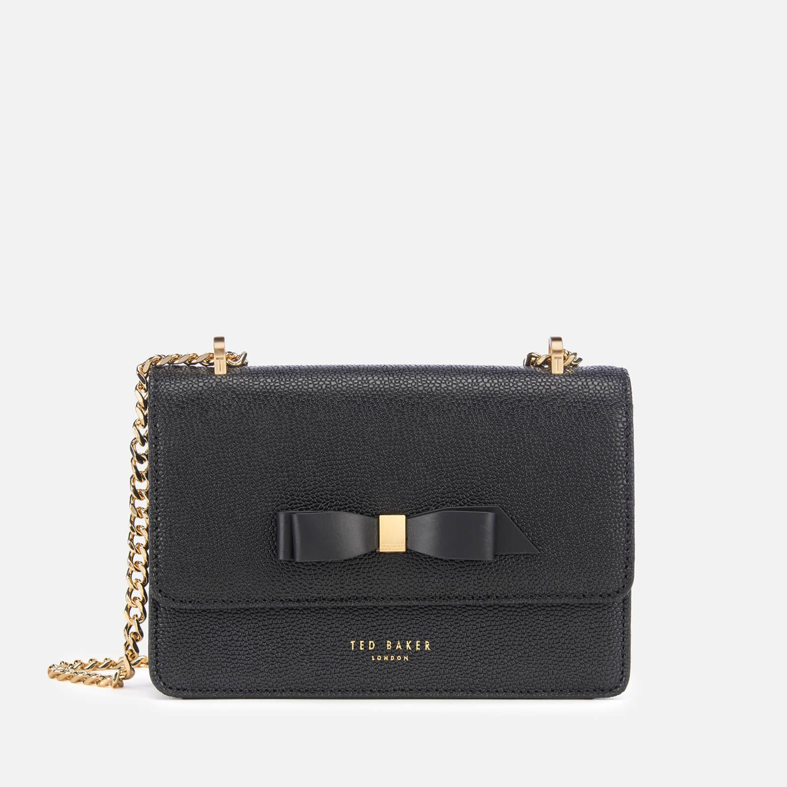 50143ea2896 ... Ted Baker - Black Jayllaa Bow Detail Micro Cross Body Bag - Lyst. Visit  MyBag. Tap to visit site