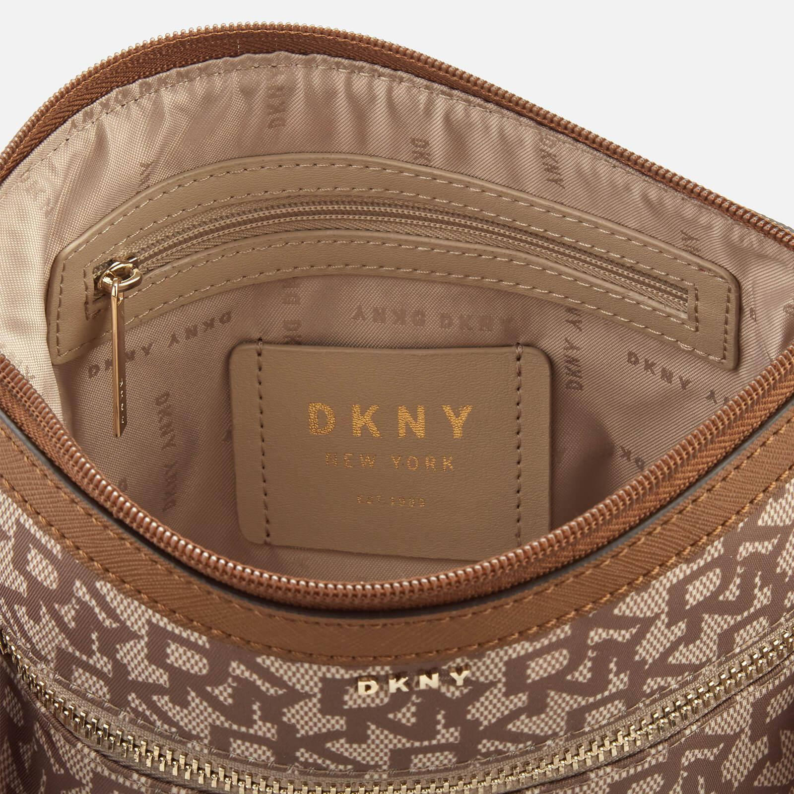 f74ffe9312 DKNY - Multicolor Casey Zip Cross Body Bag - Lyst. View fullscreen
