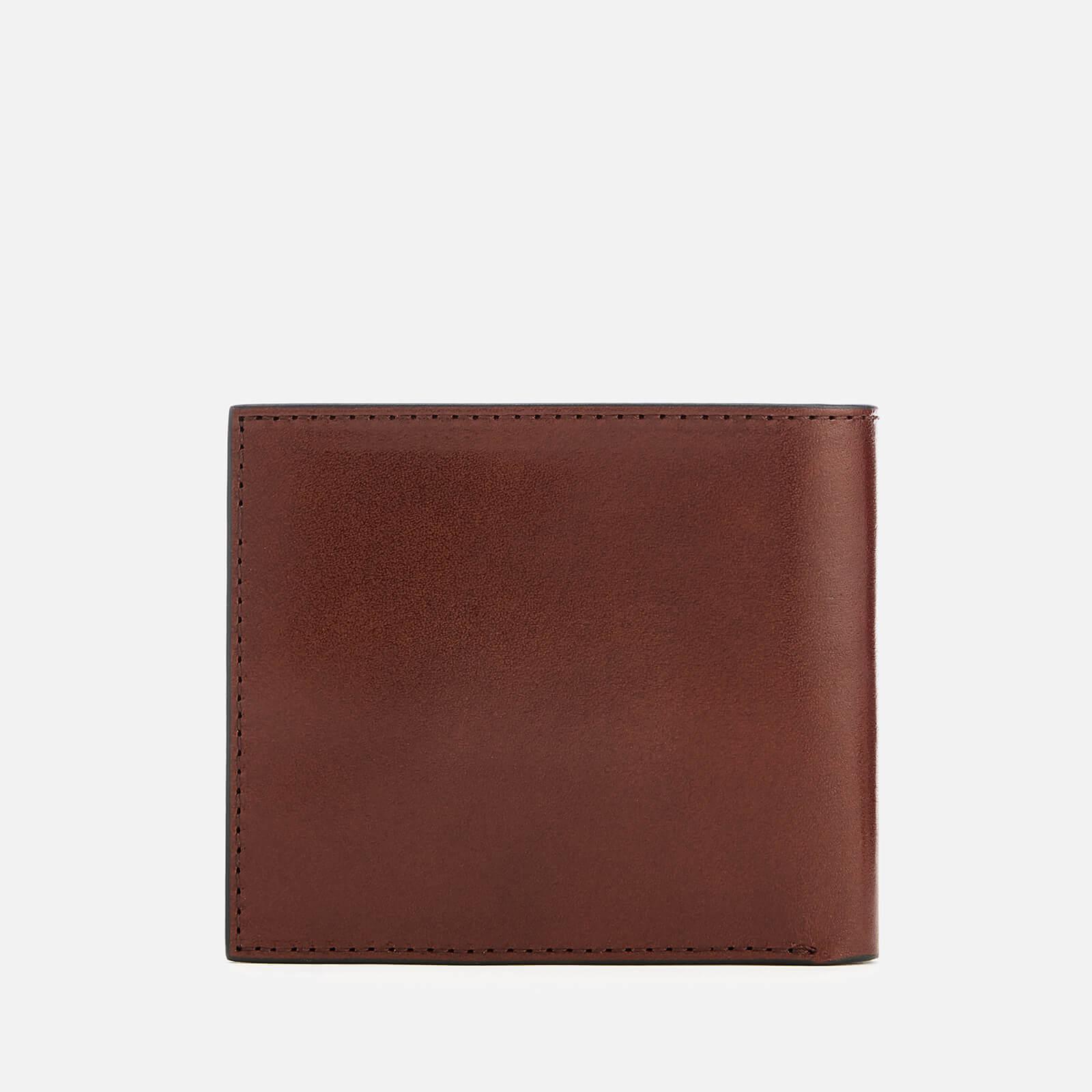 2e9072b10 Ted Baker Lander Contrast Bifold Wallet for Men - Lyst