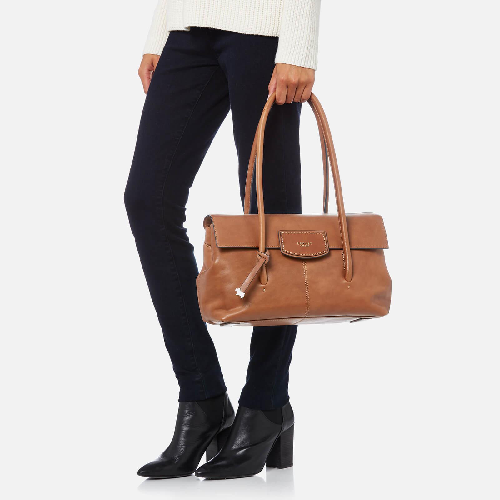 702616f026e7 Radley Burnham Beeches Large Fold Over Shoulder Bag in Brown - Lyst