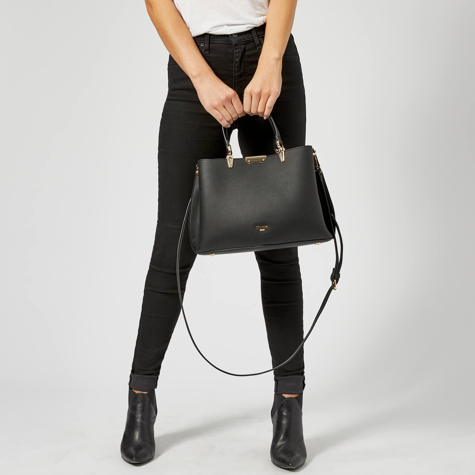 0c266cbc9c87 Dune Darrow Large Triangle Base Unlined Tote Bag in Black - Lyst