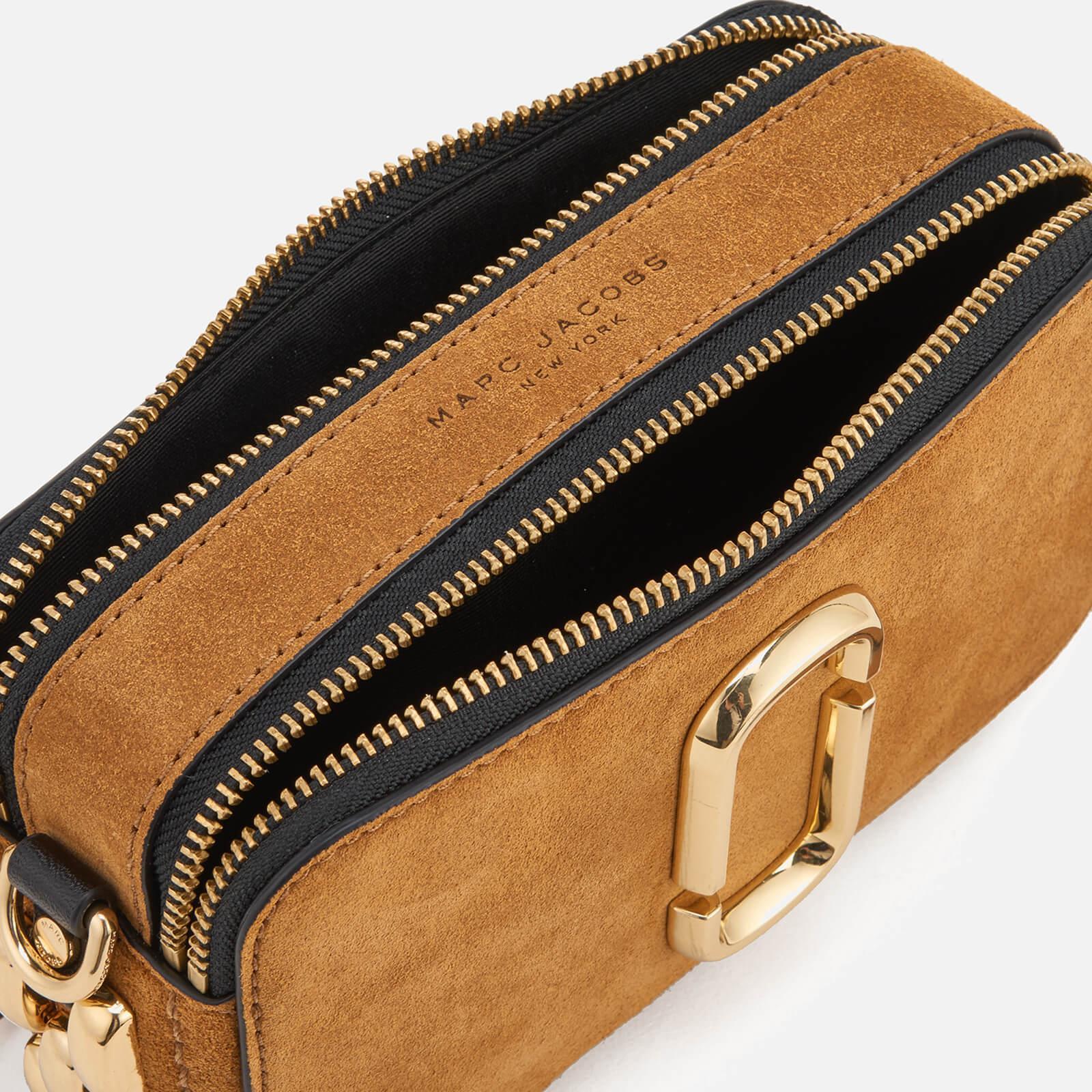 ceb4673cba56e Lyst - Marc Jacobs Chain Snapshot Cross Body Bag