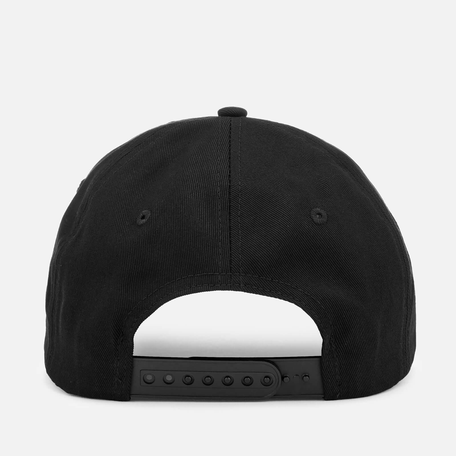 3901b7071e3 Lyst - Calvin Klein Monogram Cap in Black