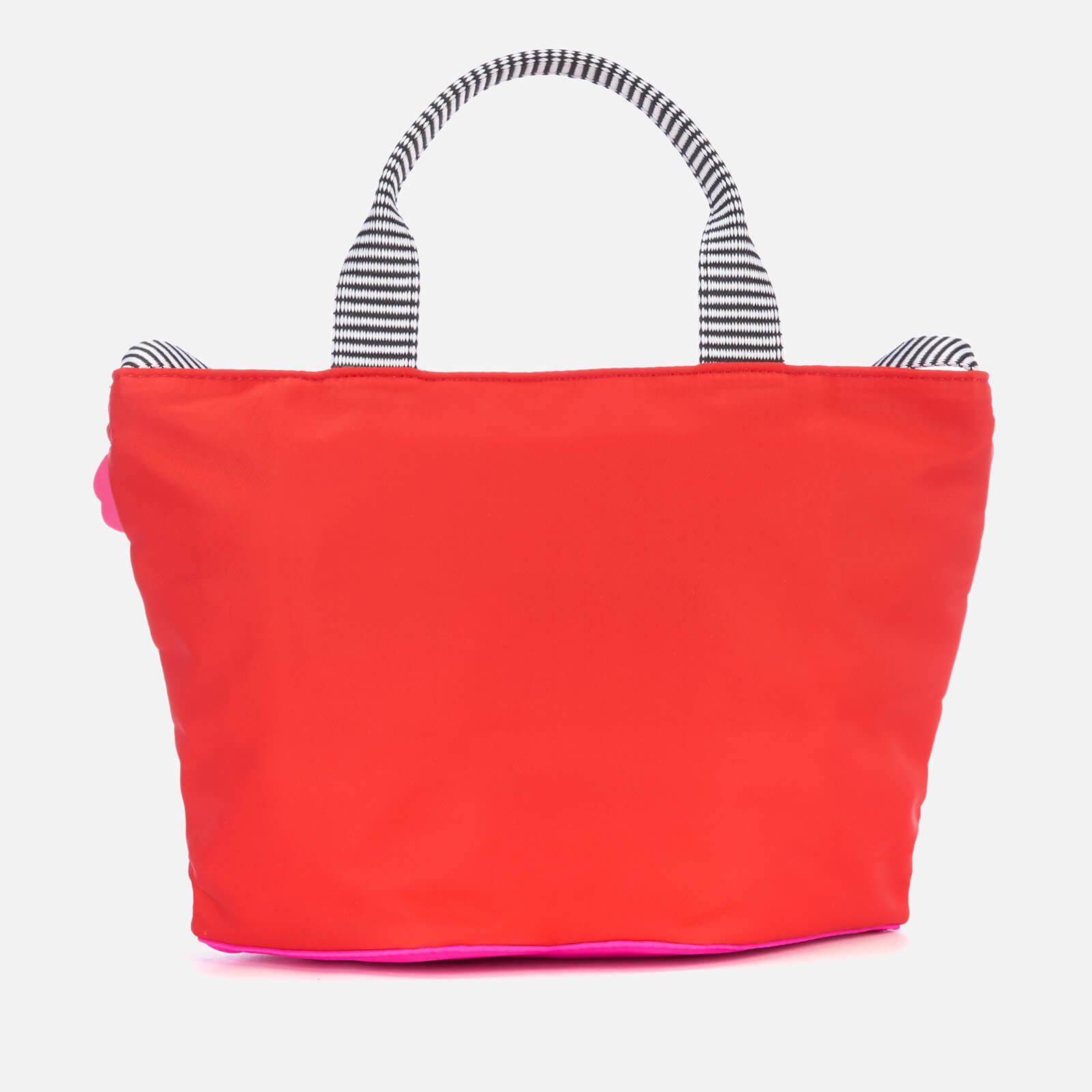 2110df9f8c7b Lyst - Lulu Guinness Small Lip Base Lola Cross Body Bag in Red