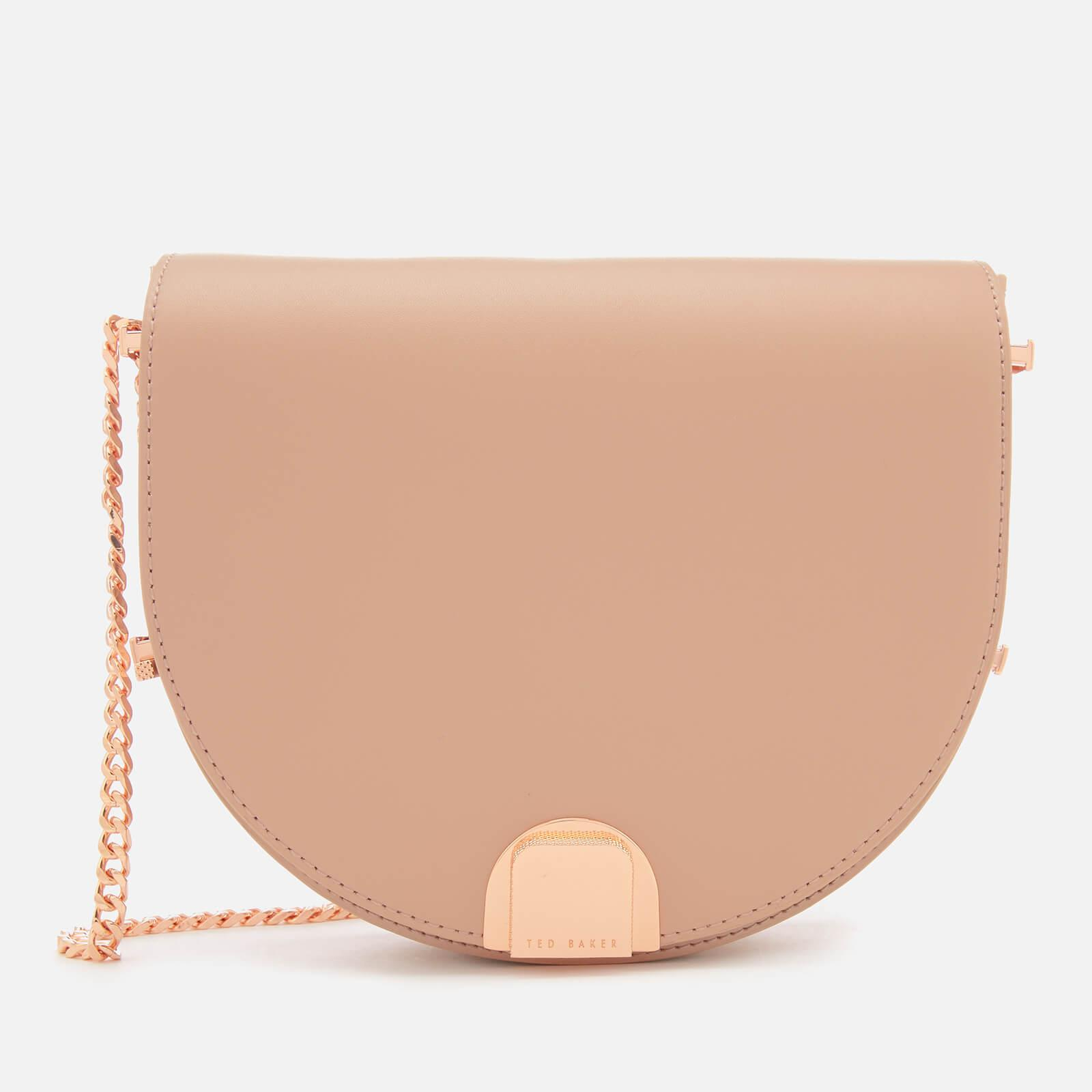 Flip Clasp Leather Moon Bag Ted Baker vhBIRcgZ