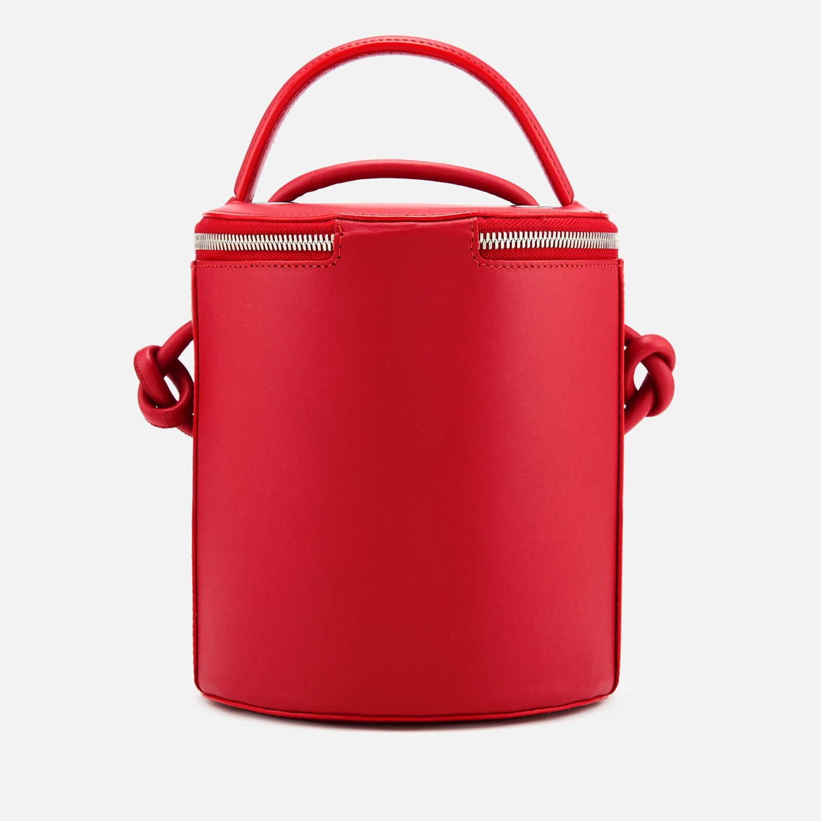 d2326d5f4cc Lyst - meli melo Severine Bucket Bag in Red