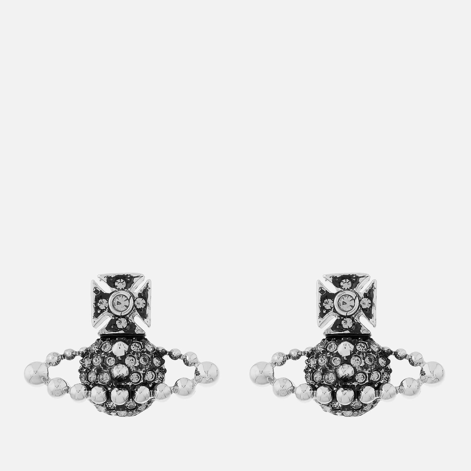 e7ec2354e Lyst - Vivienne Westwood Lena Bas Relief Earrings