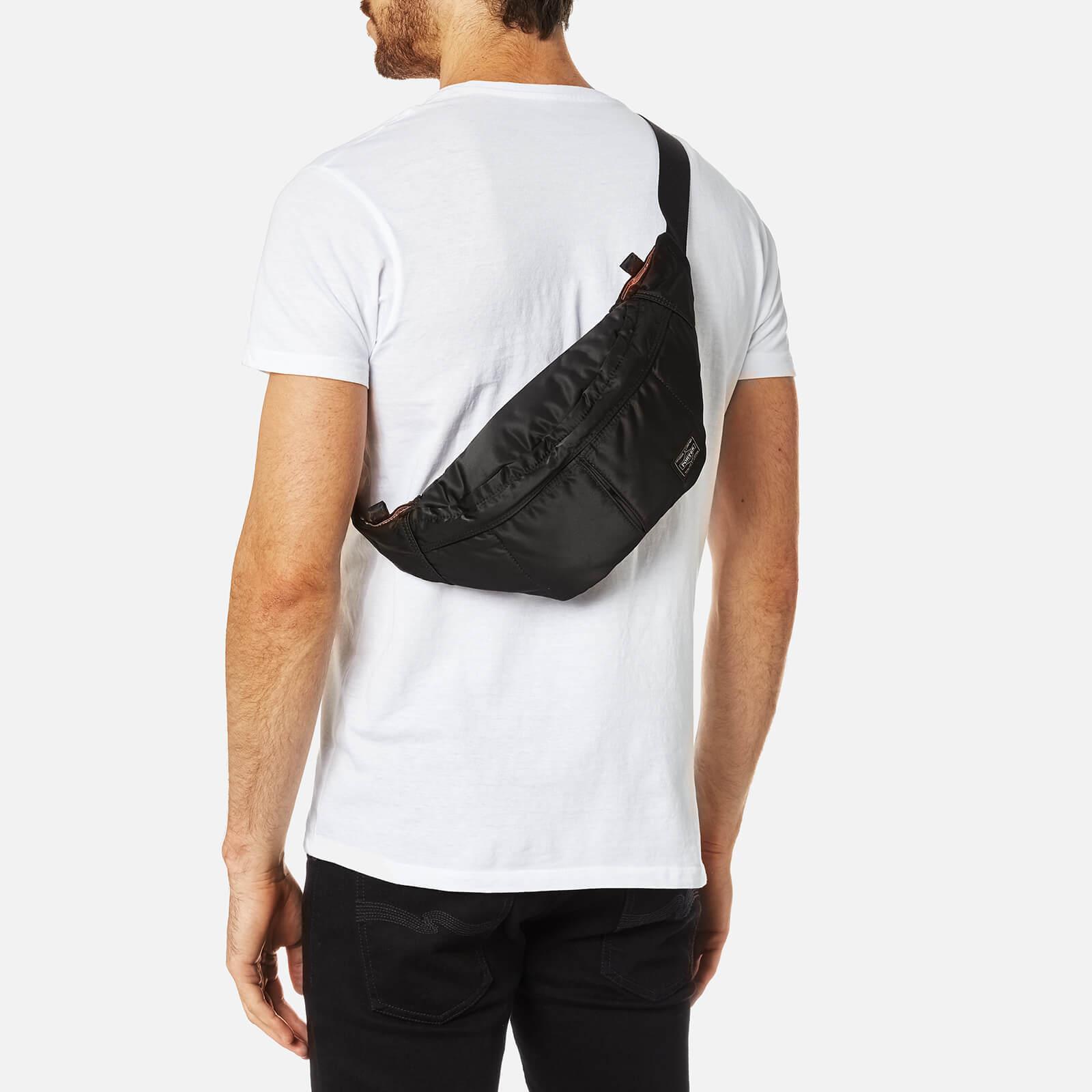 be386a3fe5 Lyst - Porter Tanker Waist Bag in Black for Men