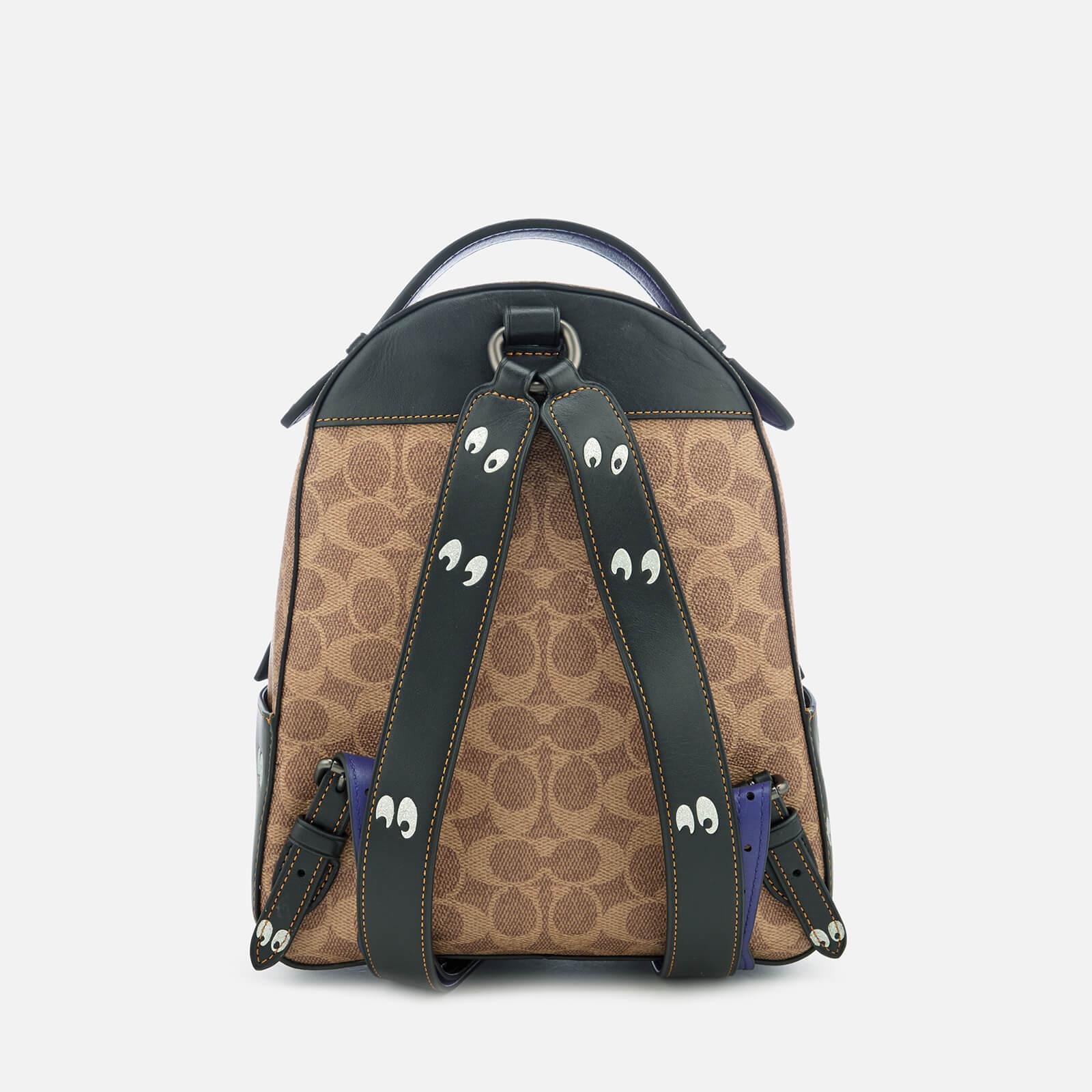 d31ef1f9b33 ... hot lyst coach disney x coach coated canvas snow white campus backpack  23 5a119 14240