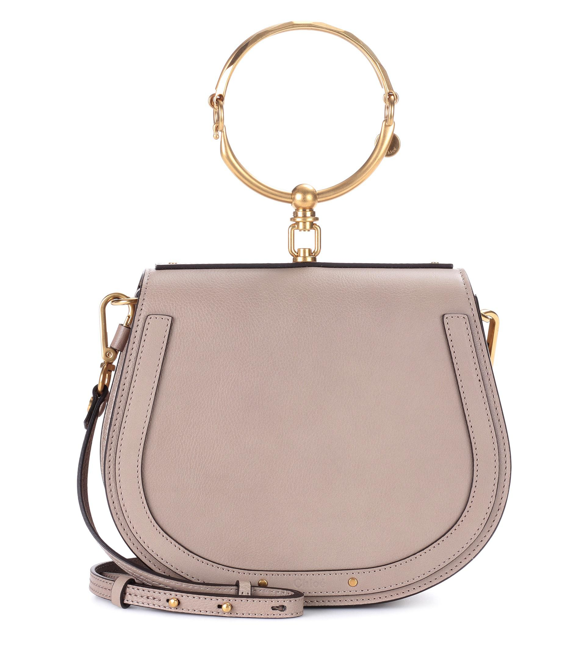 Nile shoulder bag - Grey Chlo WNrWsDfwP2