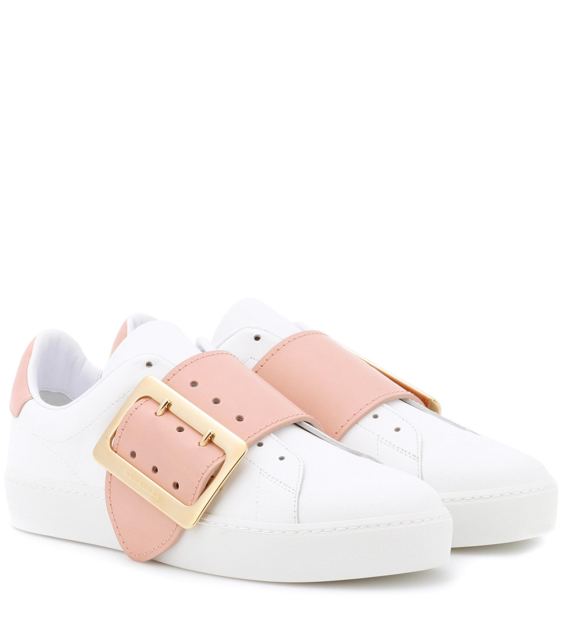 White Westford Sneakers Burberry UBwECf4T