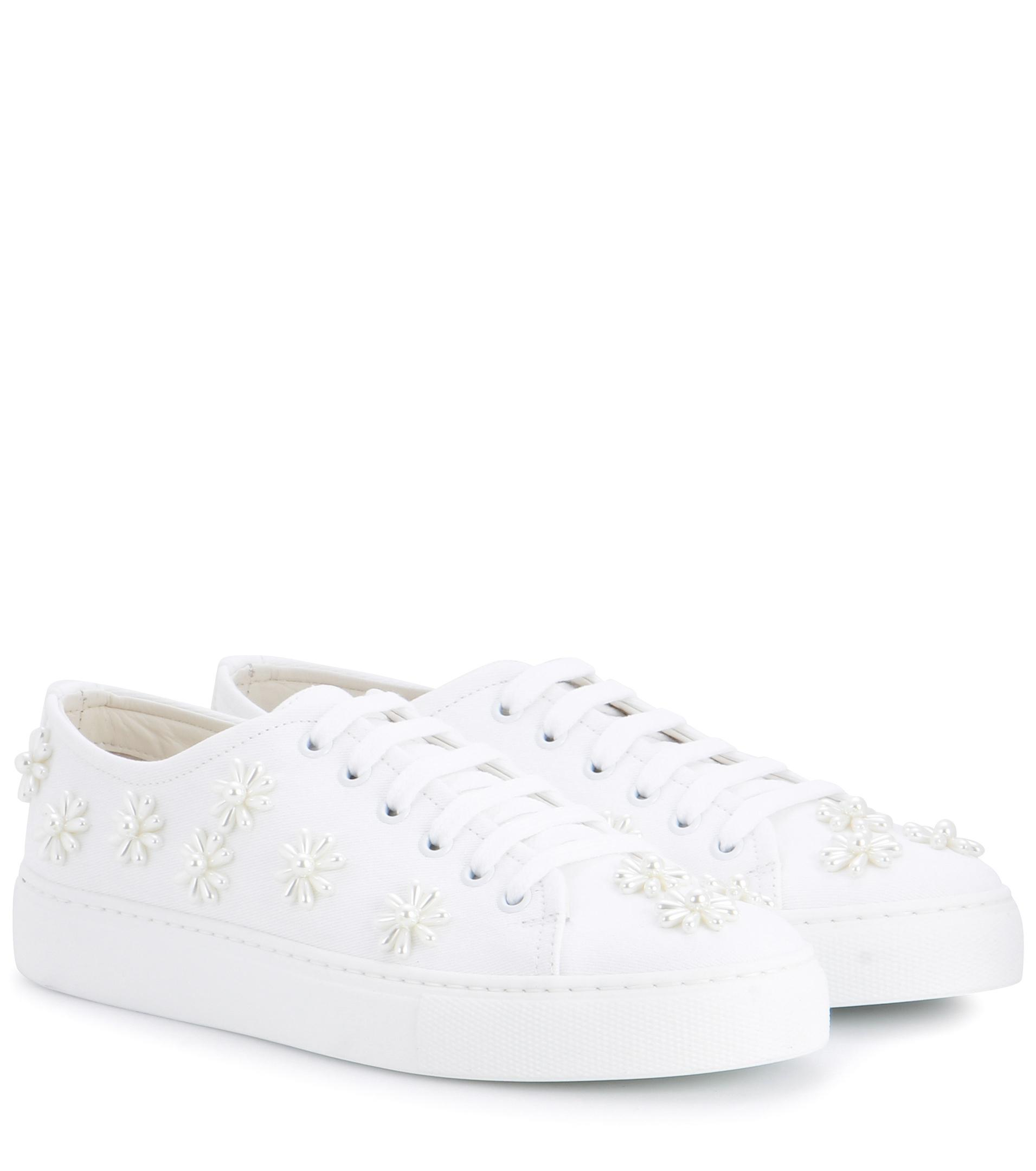 Pre-owned - Cloth trainers Simone Rocha