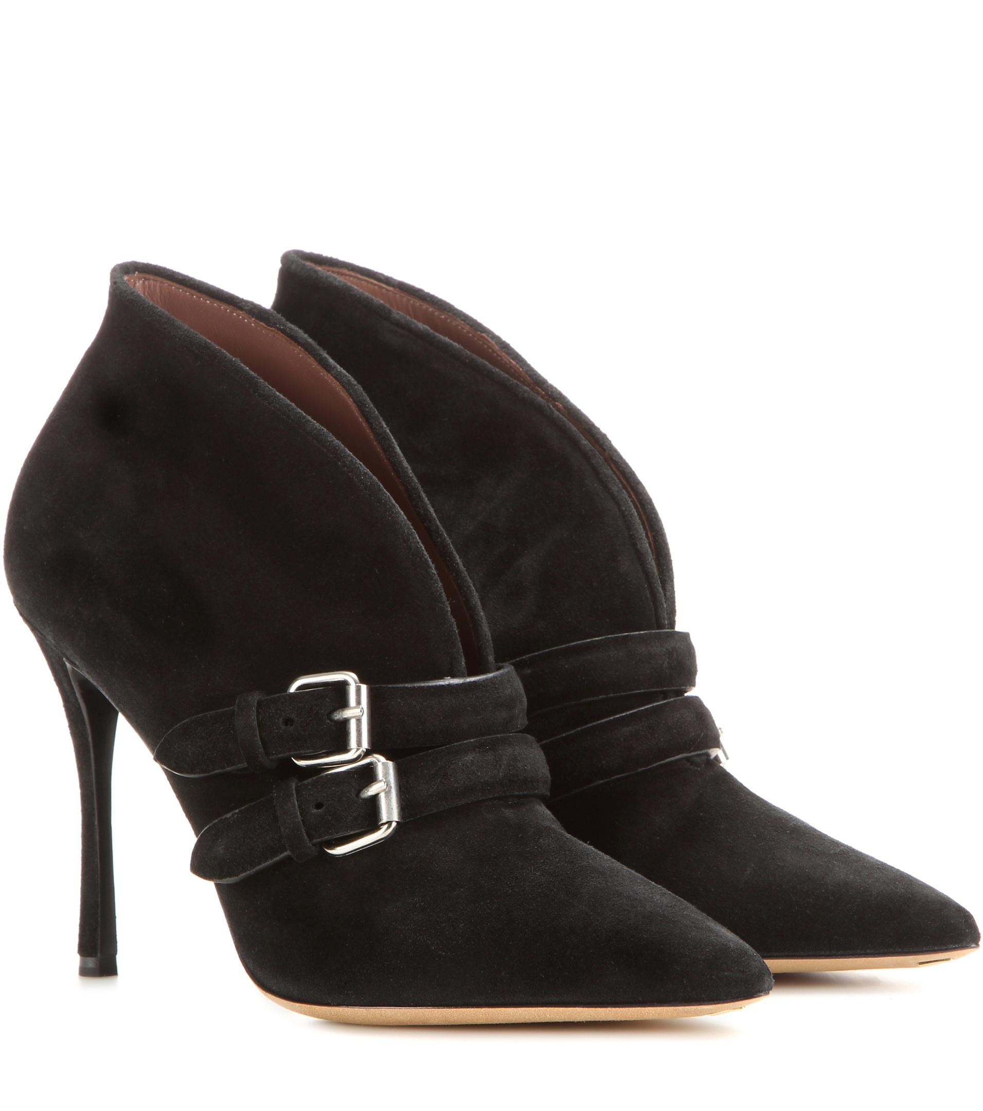 Tabitha Simmons Melissa suede ankle boots Z21Gl