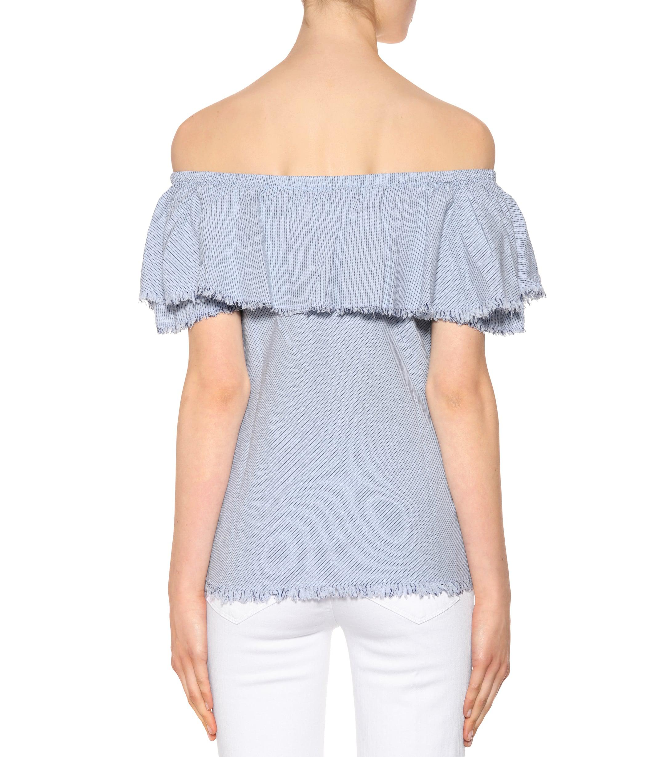 a6419d3ac39bc velvet-designer-anchor-Paloma-Off-the-shoulder-Cotton-Top.jpeg