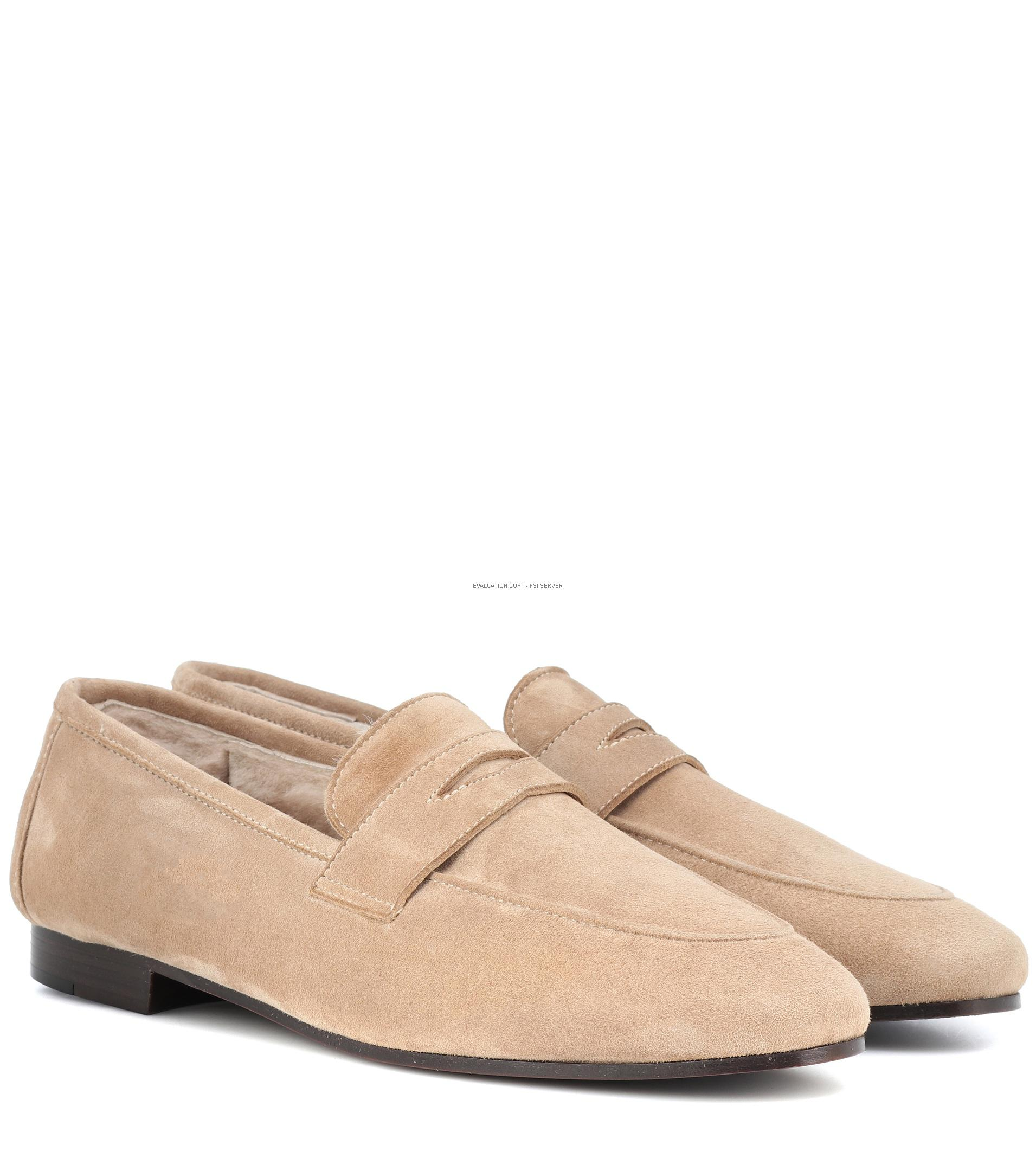eddbd5cfbbc Bougeotte. Women s Natural Exclusive To Mytheresa – Classic Shearling-lined  Loafers