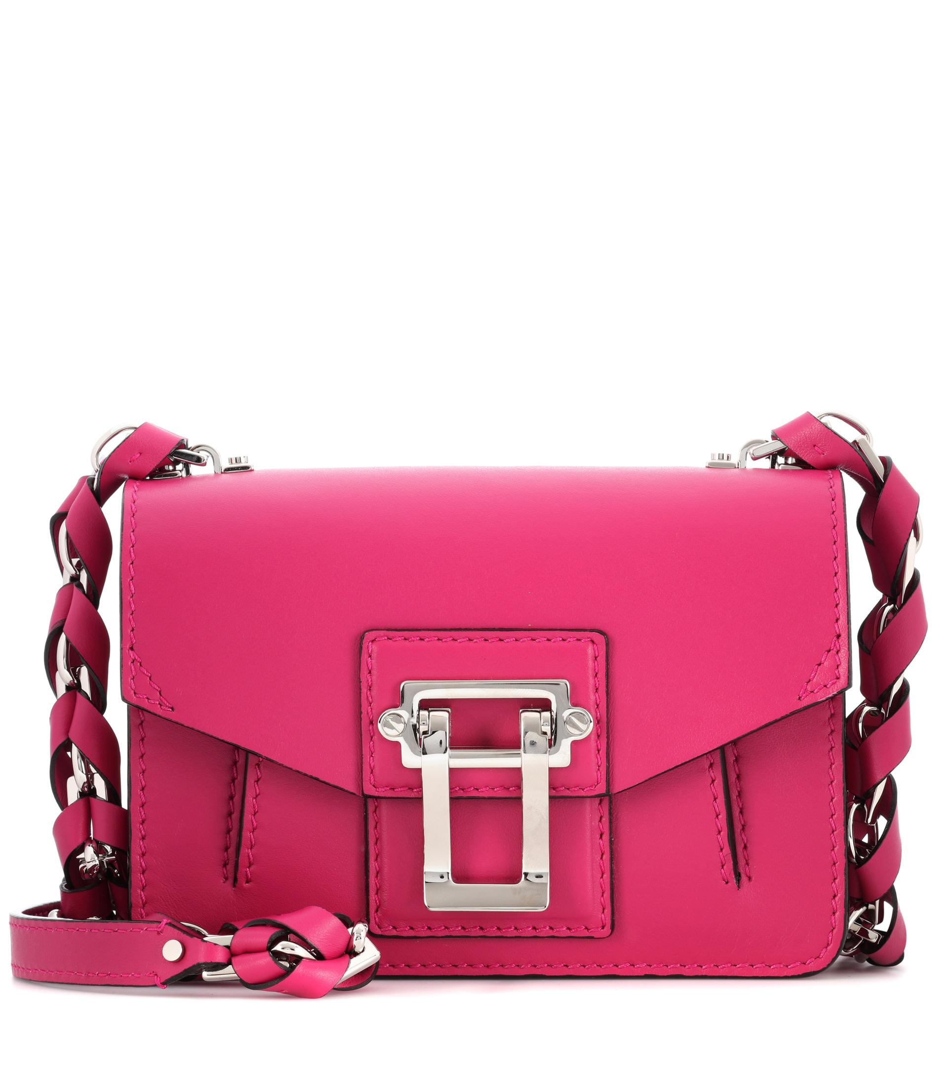 327561c5ffdb proenza-schouler-pink-Hava-Chain-Leather-Shoulder-Bag.jpeg