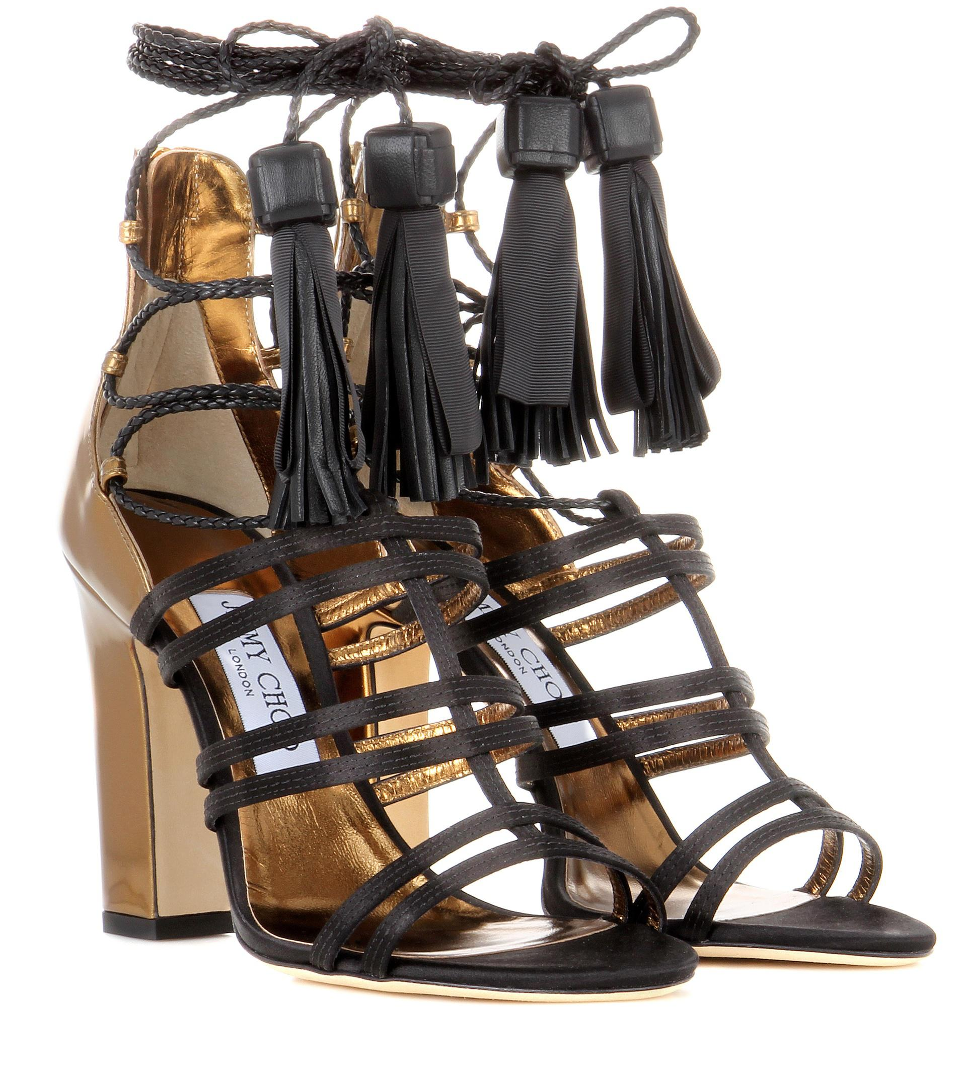 Sandales Maeva 100Jimmy Choo London 7X7rqhfg