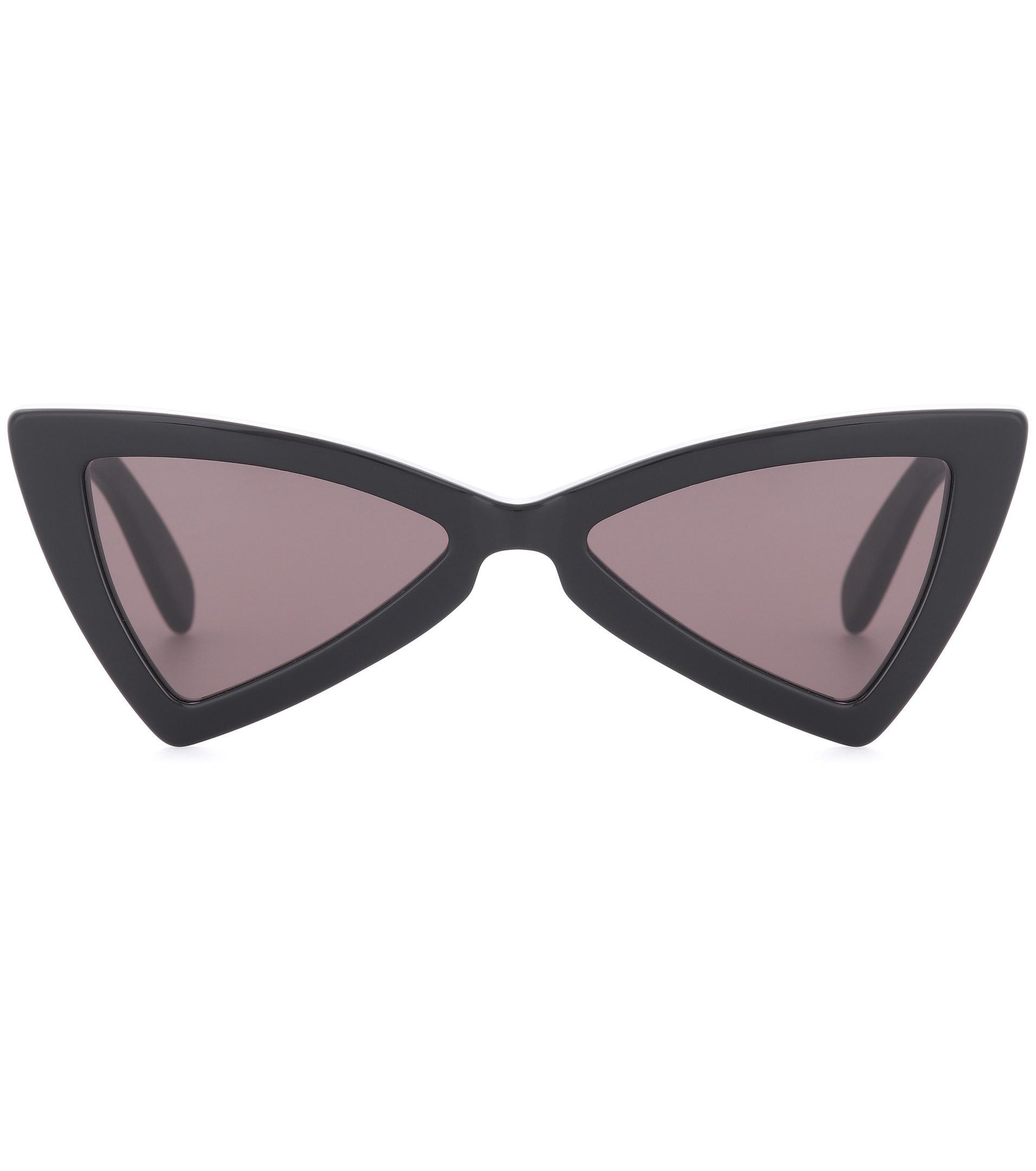 cfb294b6bc Lyst - Saint Laurent Jerry Sunglasses in Black - Save 26%