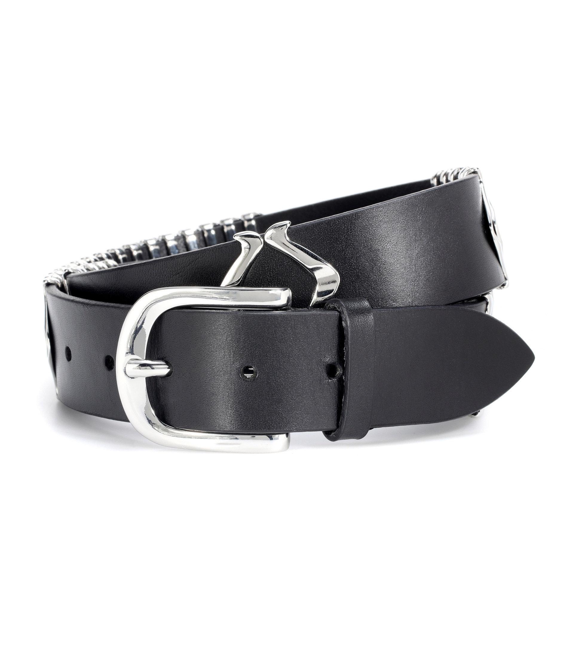 embellished buckle belt - Black Isabel Marant 6iCXRo1AuA
