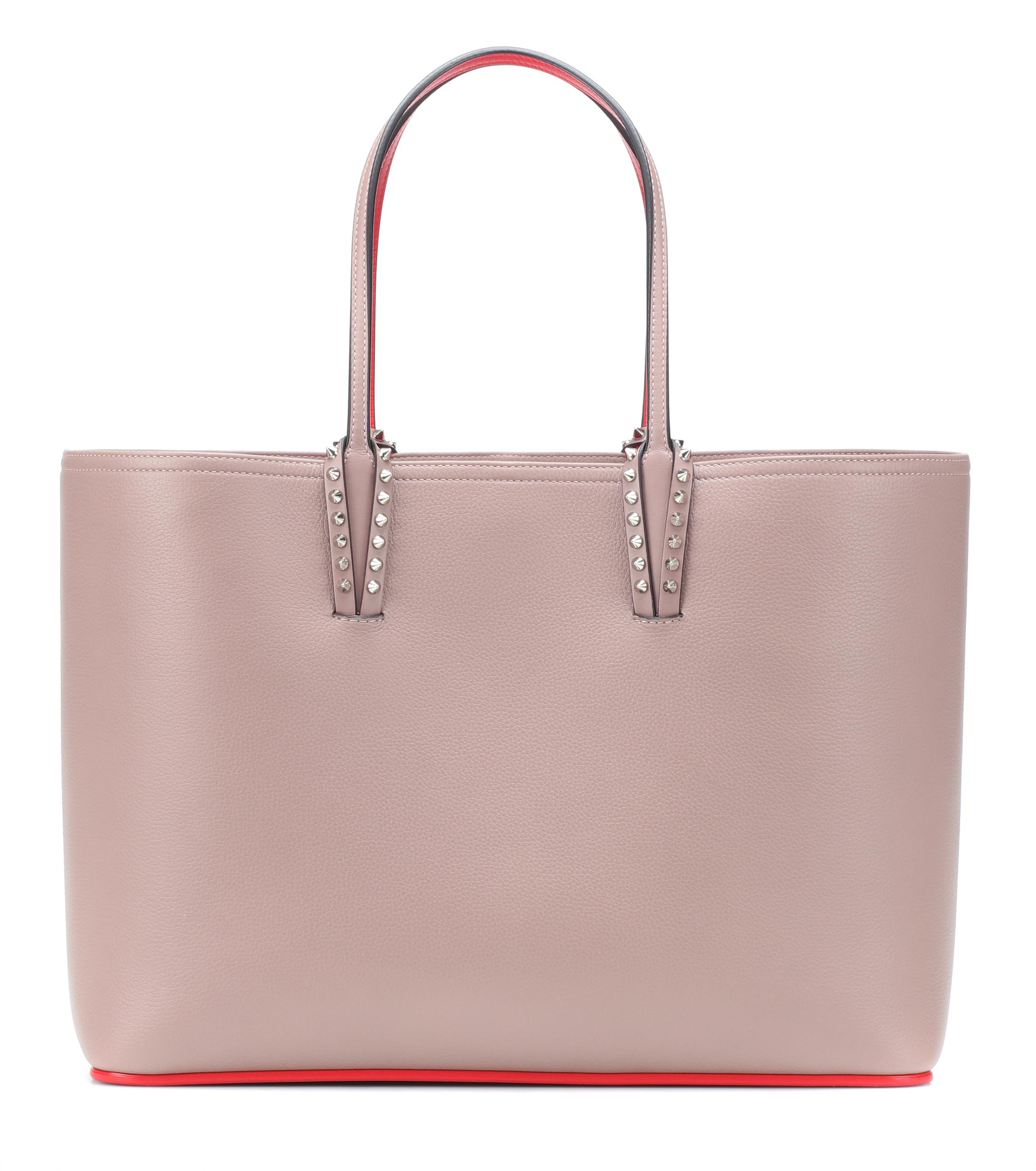 Lyst - Christian Louboutin Cabata Leather Tote - Save ... 4362c1ed31533