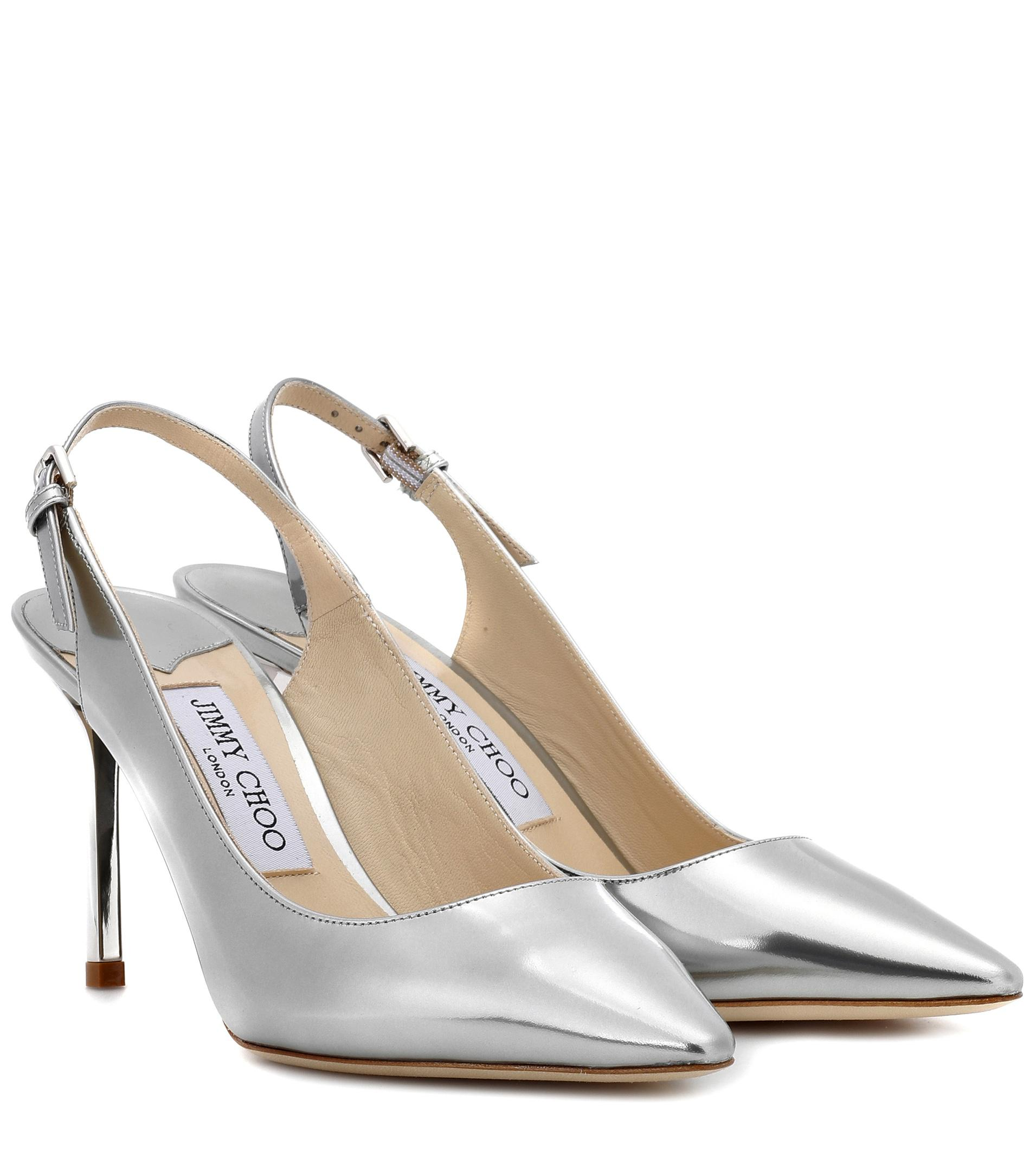 Erin 85 slingback pumps Jimmy Choo London ZRmhrKM