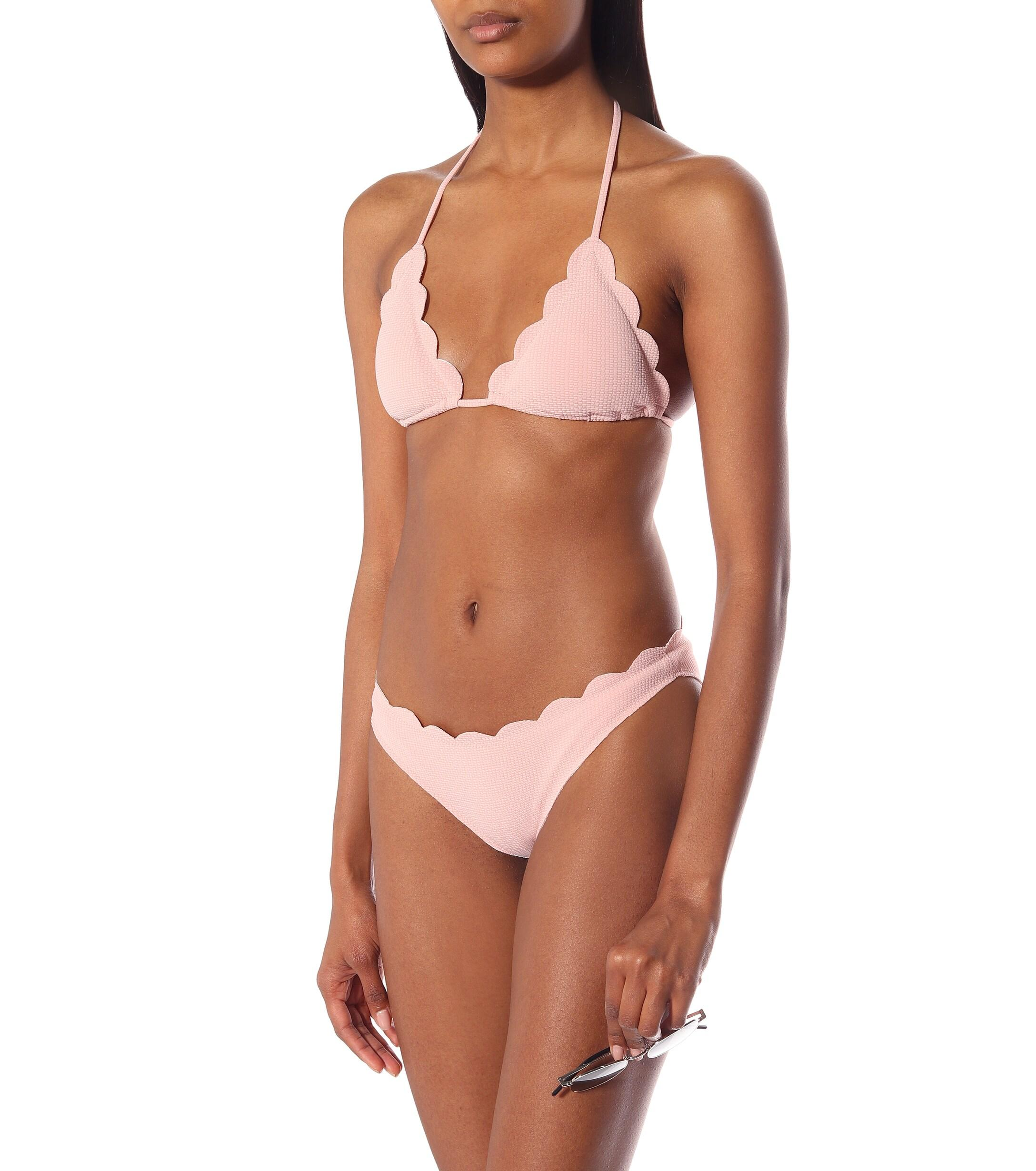 8e0866ac3e9 Marysia Swim - Multicolor Exclusive To Mytheresa – Santa Barbara Reversible Bikini  Bottoms - Lyst. View fullscreen