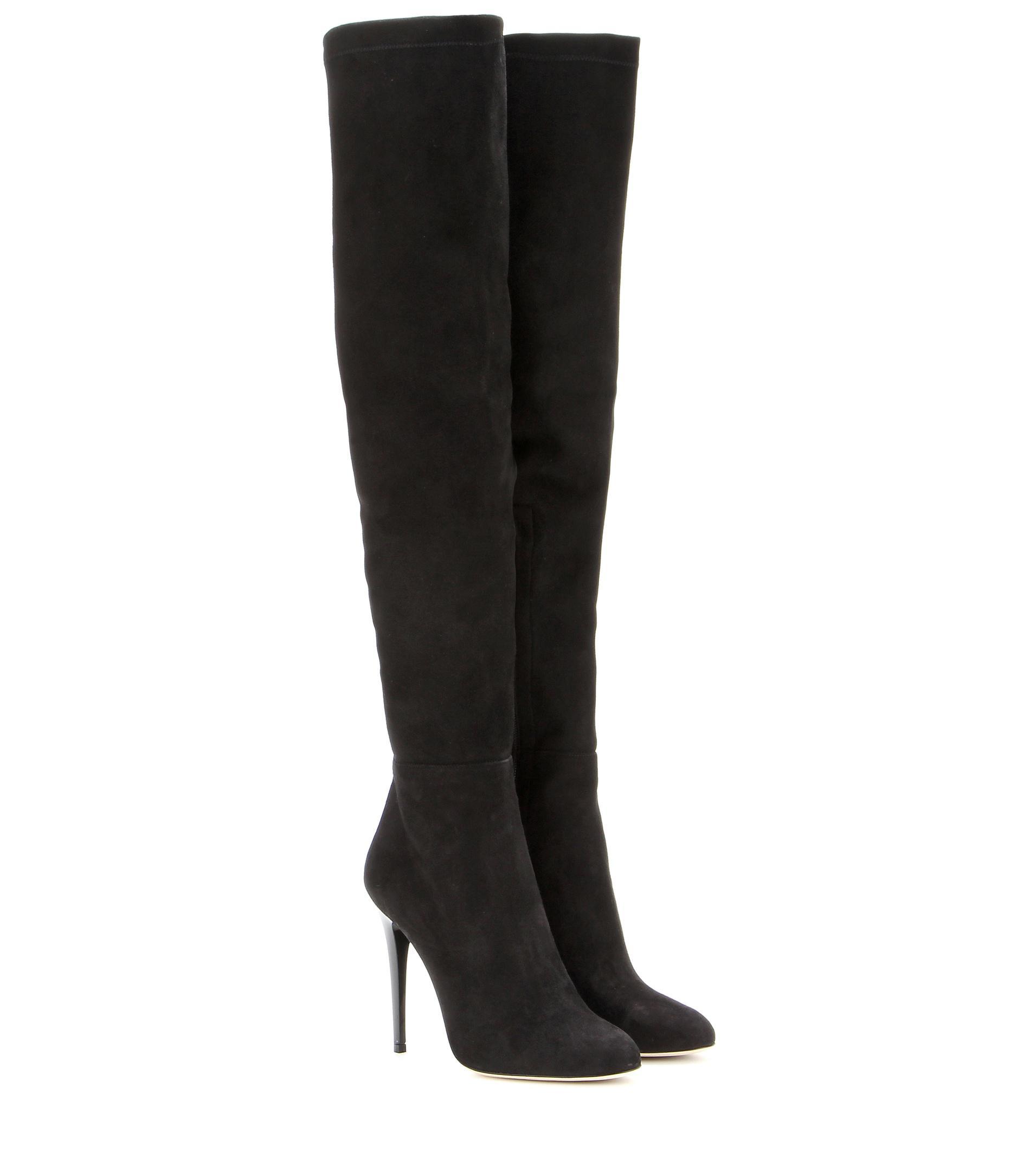 Turner 110 thigh high boots - Black Jimmy Choo London SEX1ssv