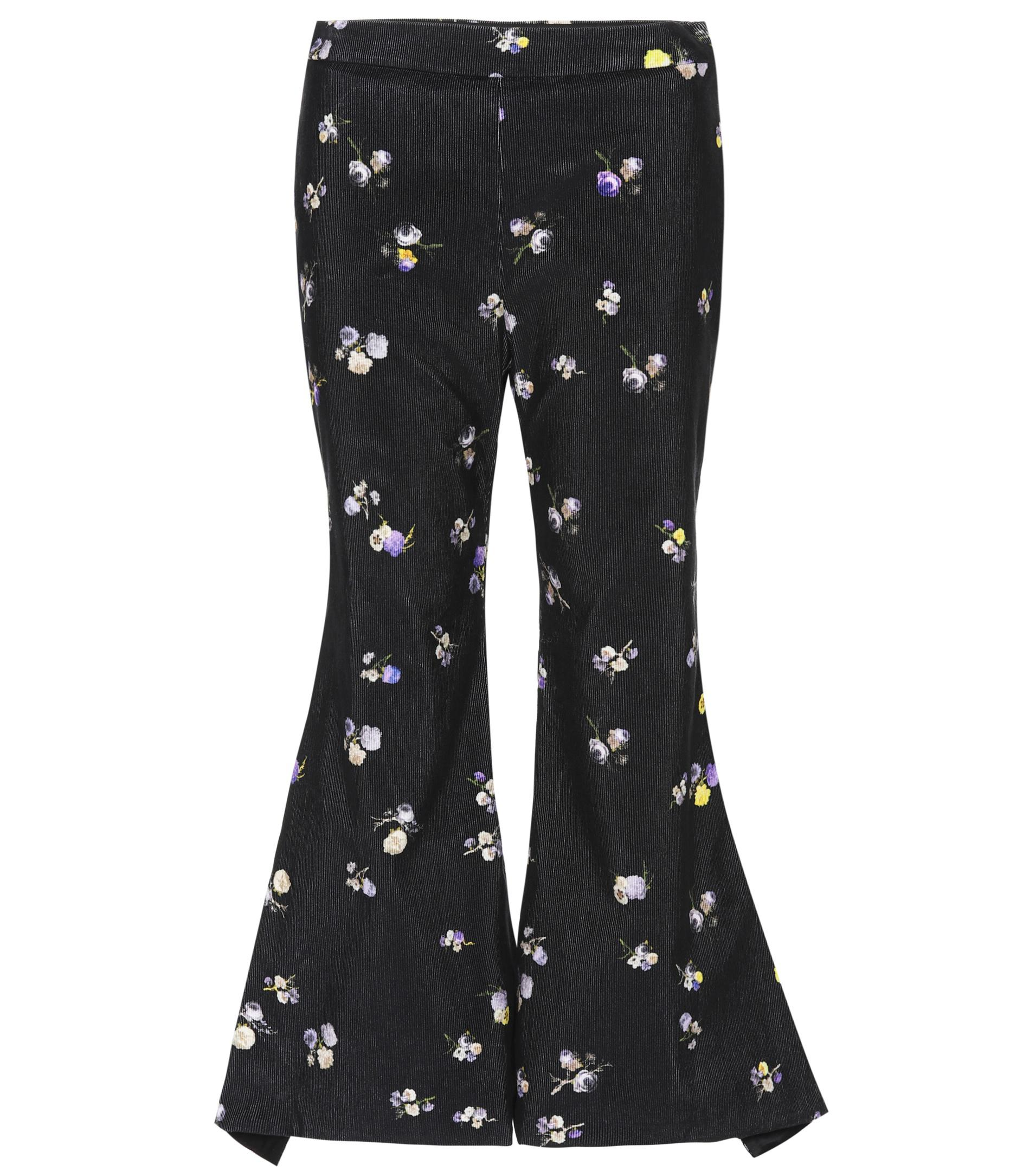 Tyme corduroy trousers Acne Studios Free Shipping With Credit Card Outlet Manchester ZzF9F3agr0