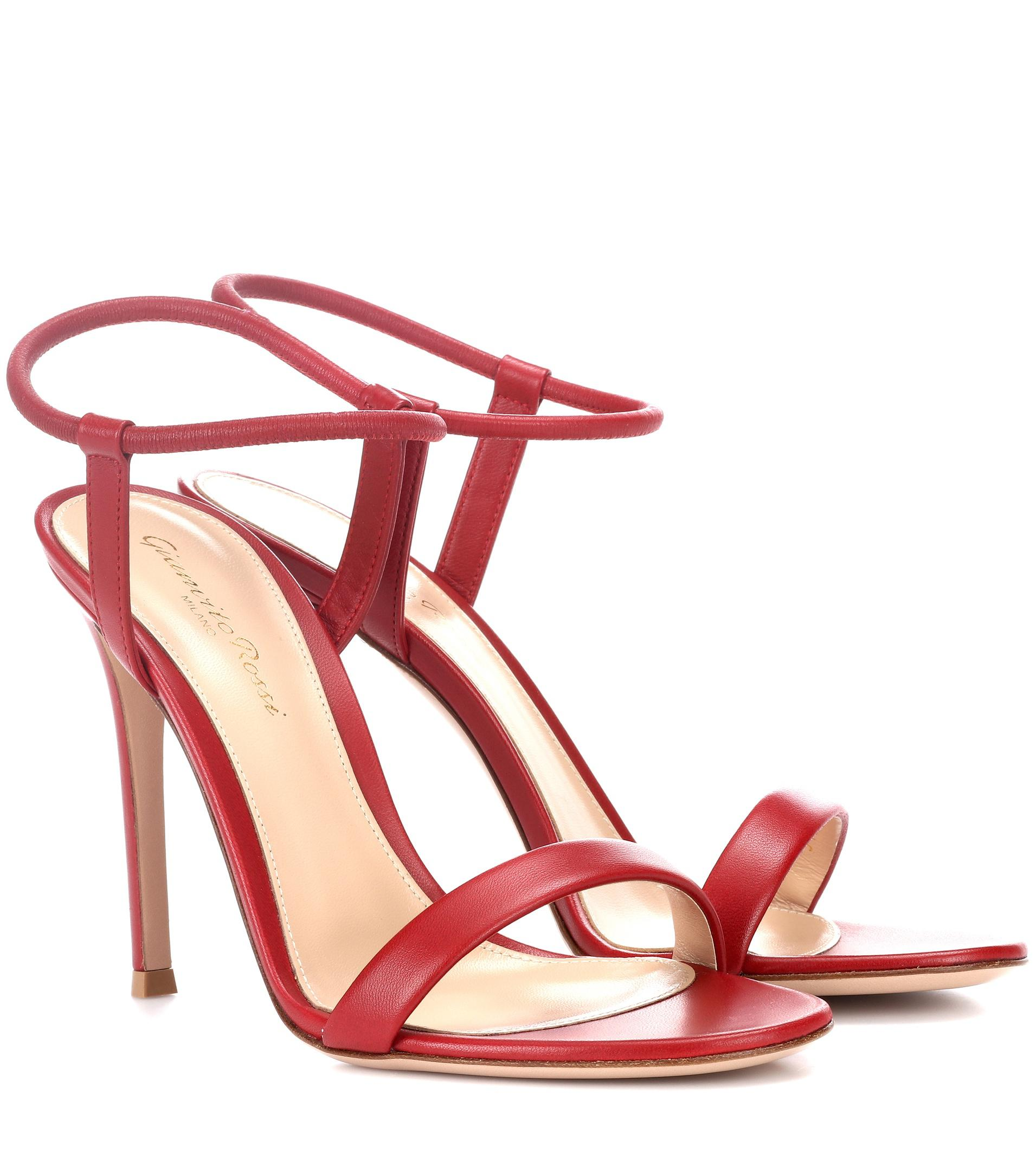 outlet excellent fashionable cheap online Gianvito Rossi Hailee suede sandals buy cheap Cheapest lowest price Kx2DRNIGp