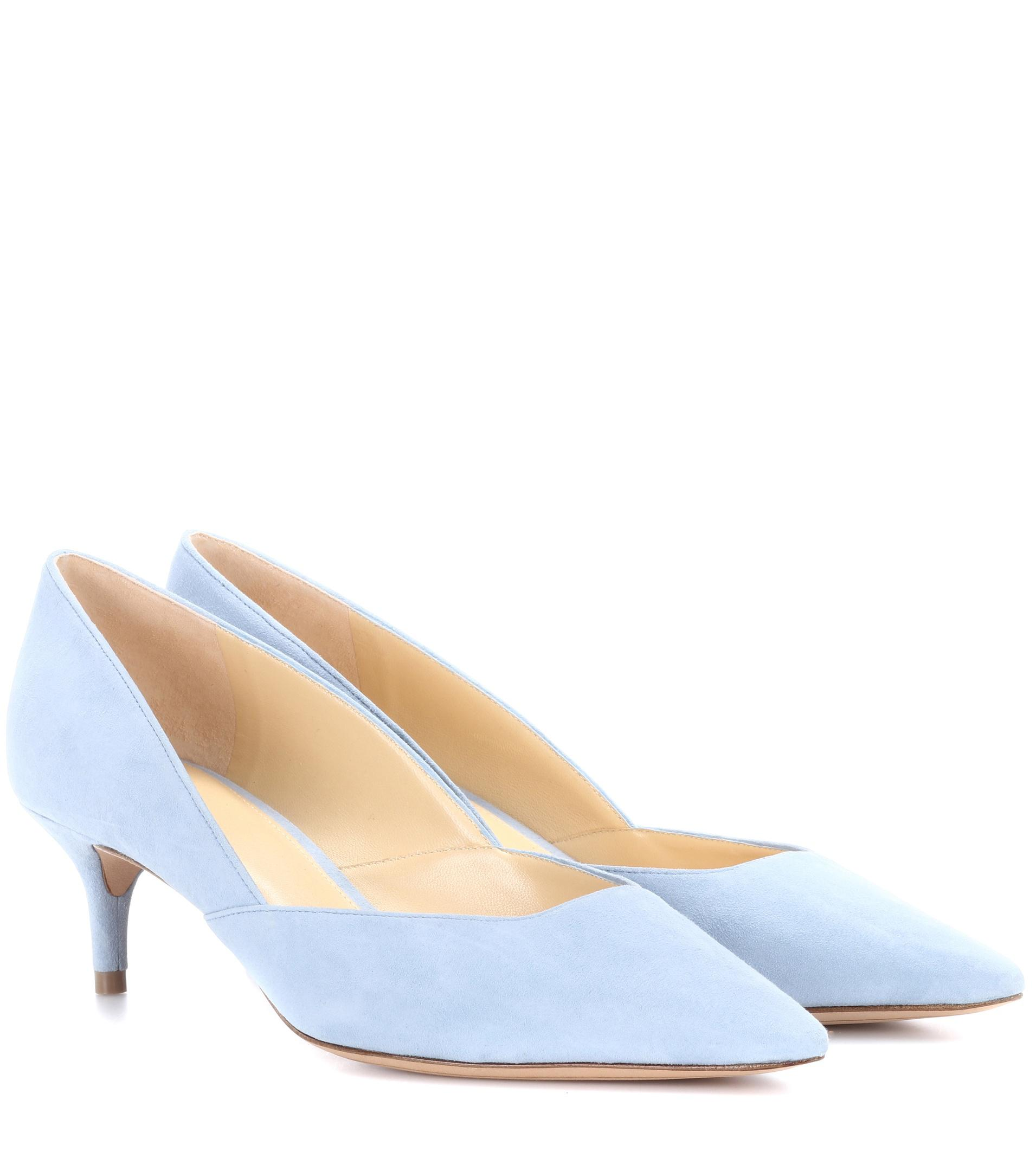 Alexandre Birman Exclusive to mytheresa.com – Margot suede pumps websites cheap price from china cheap online buy cheap explore sale amazon amazon cheap price GvZRBdGzM