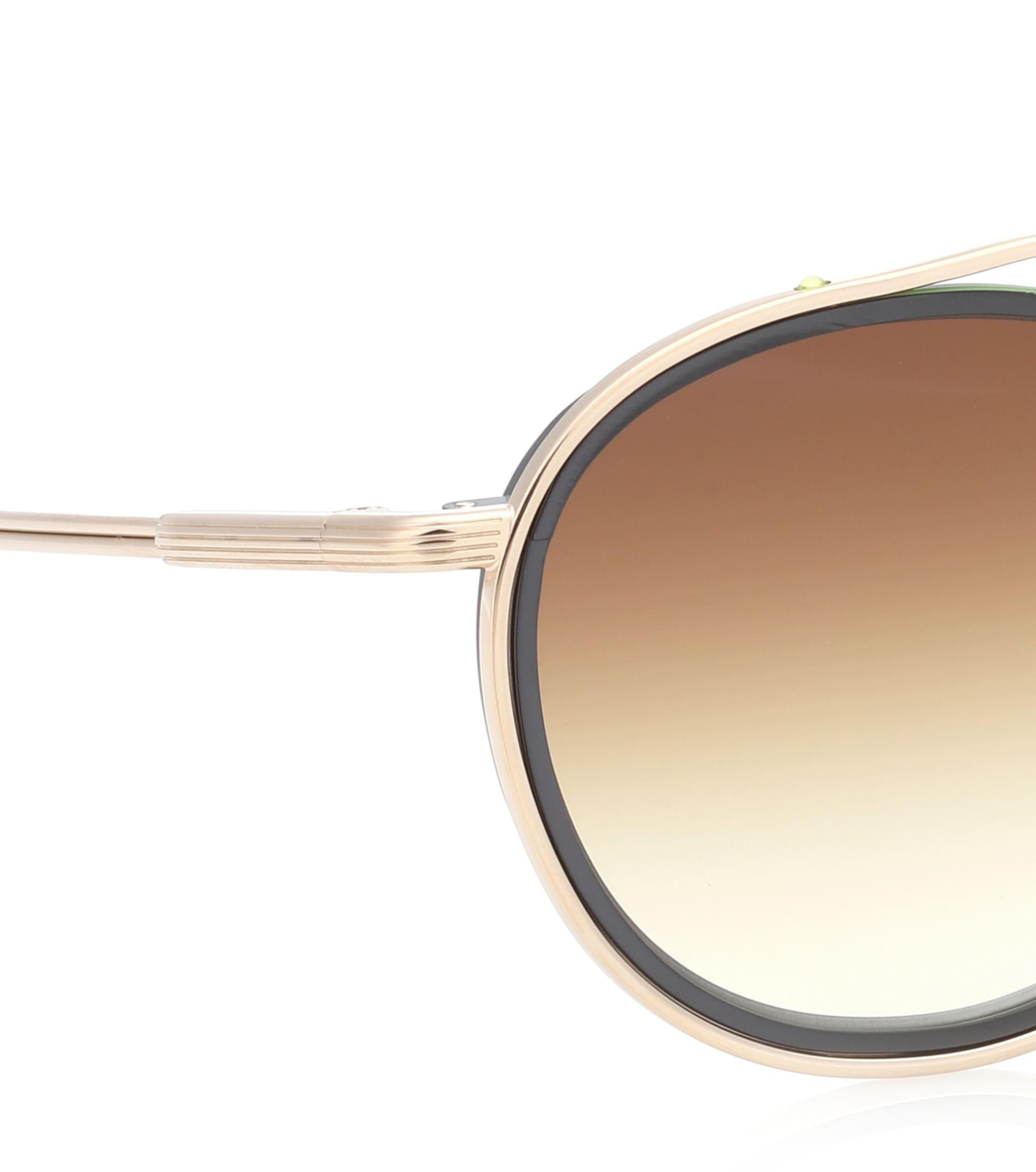 997c8a39034c Dita Eyewear - Brown System-two Round Sunglasses - Lyst. View fullscreen