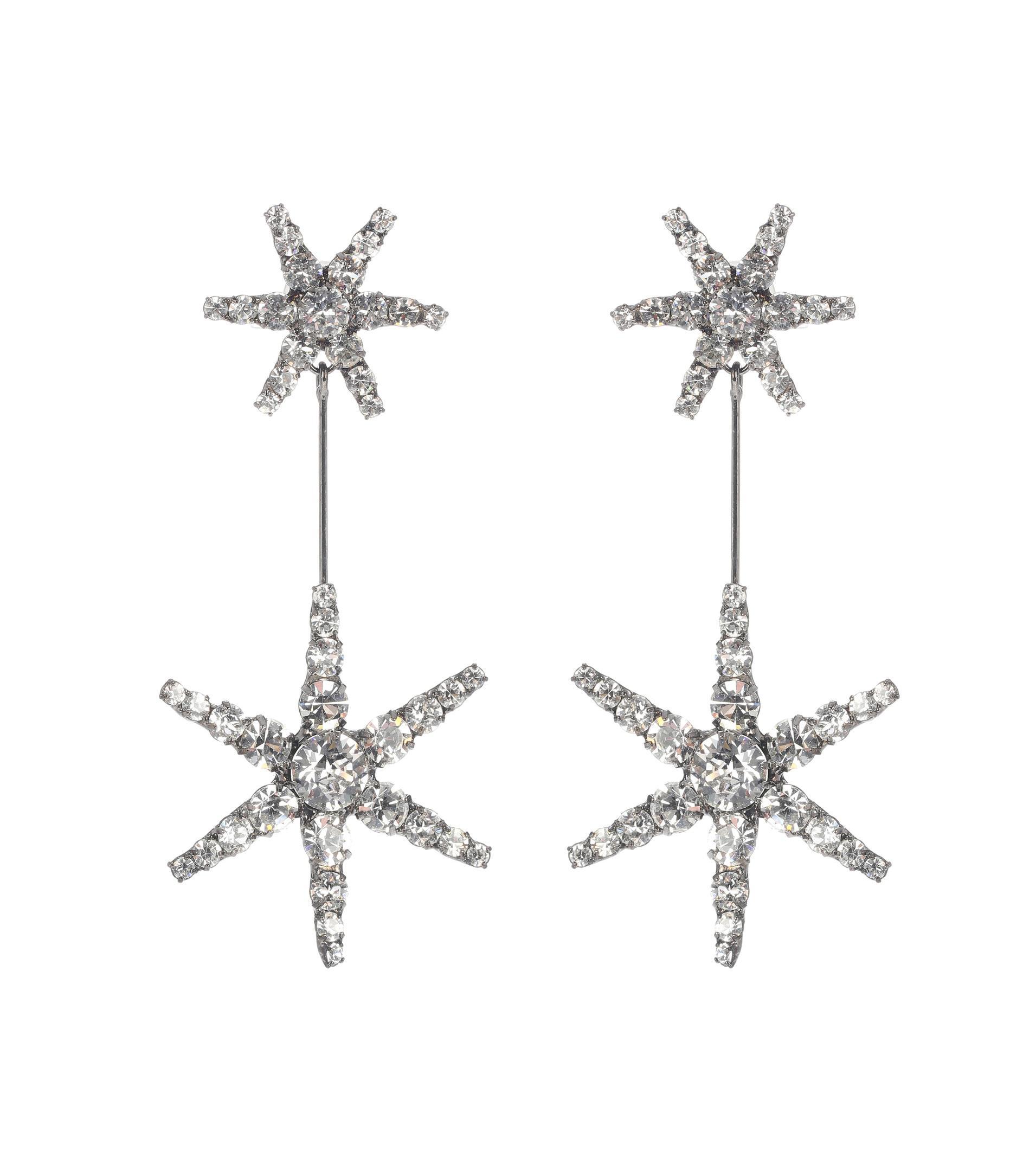 Starburst crystal earrings Jennifer Behr tfhiE