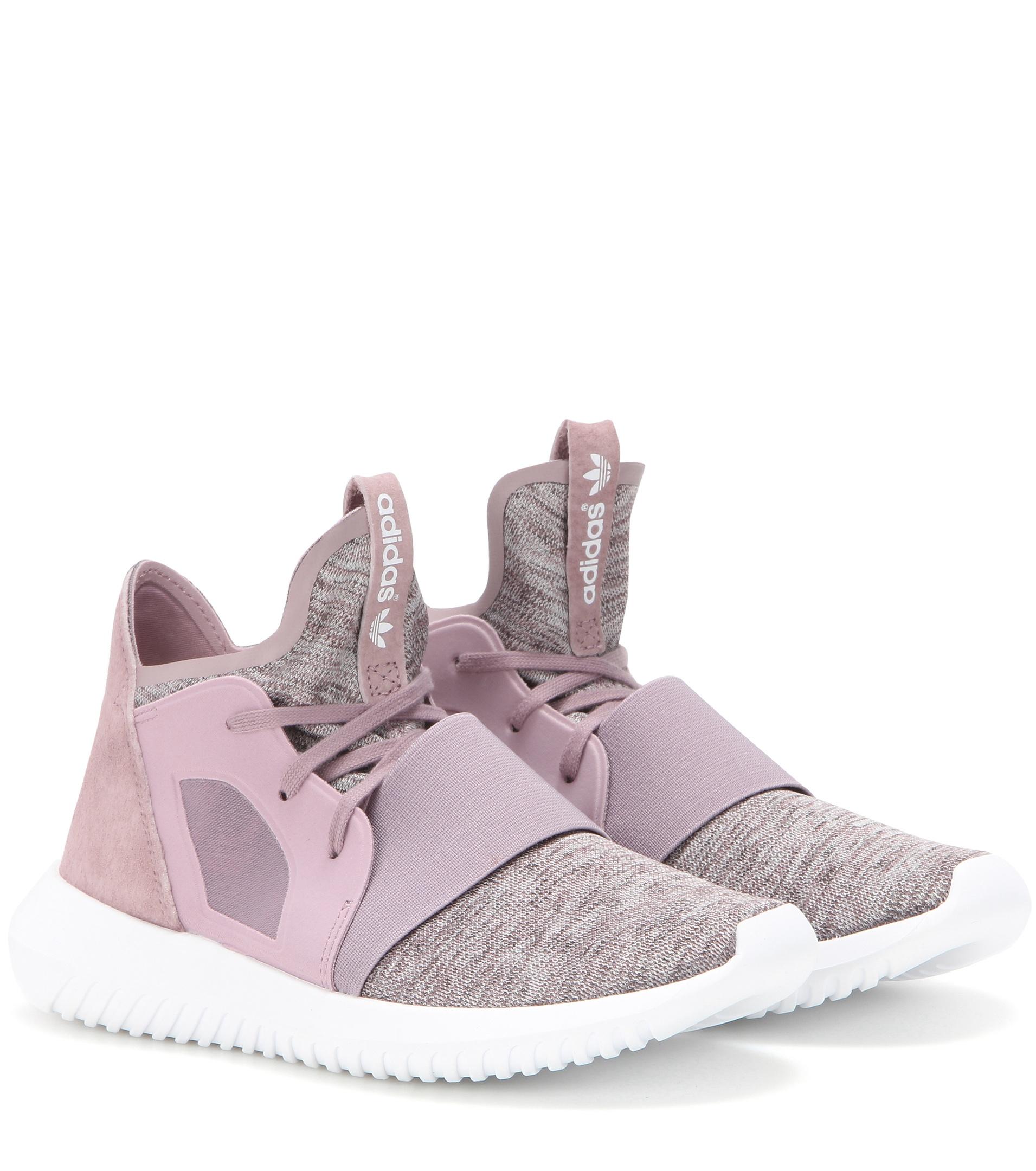 adidas tubular lilac