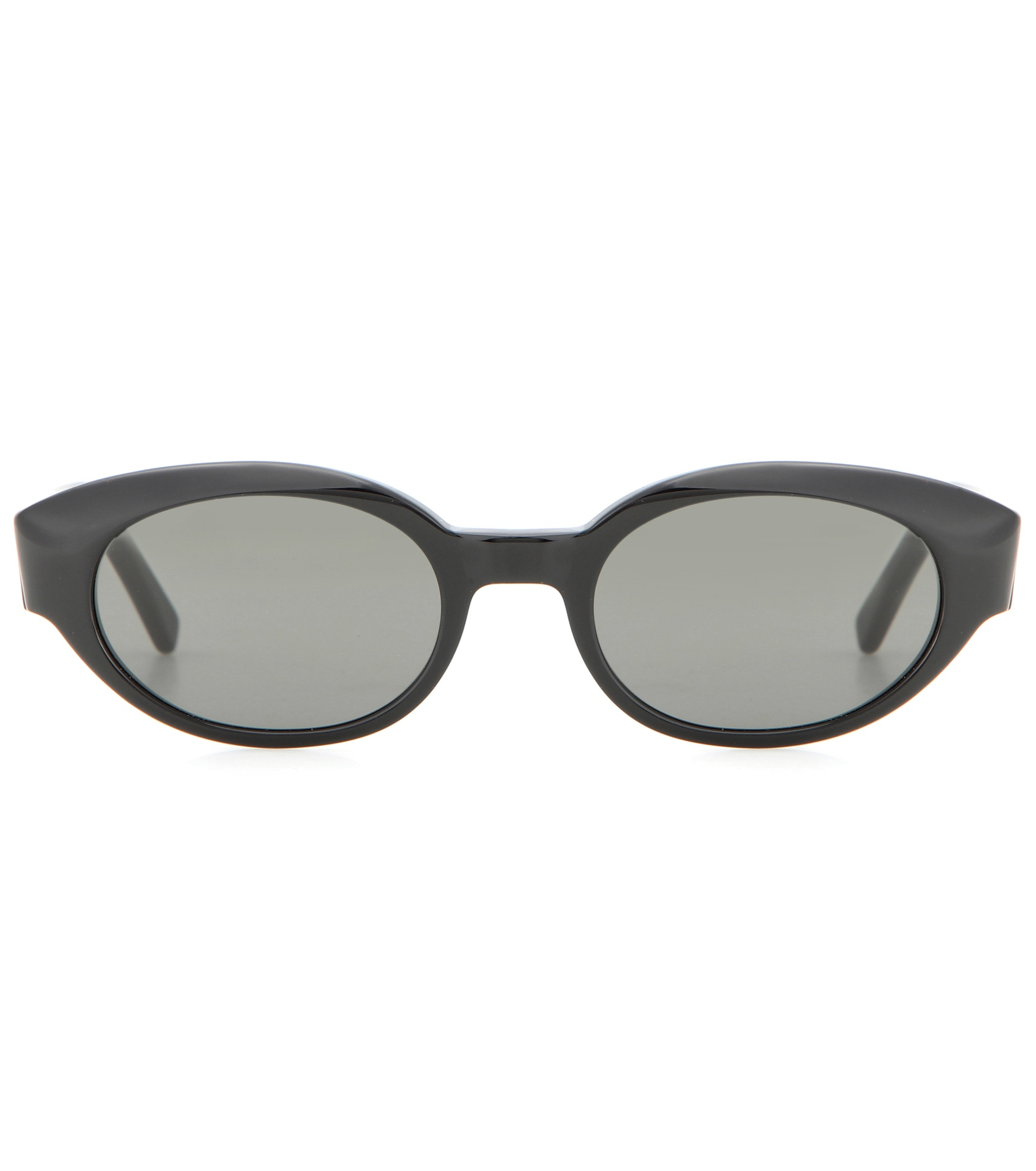 ab35396d49d Saint Laurent Lola Sunglasses in Black - Lyst